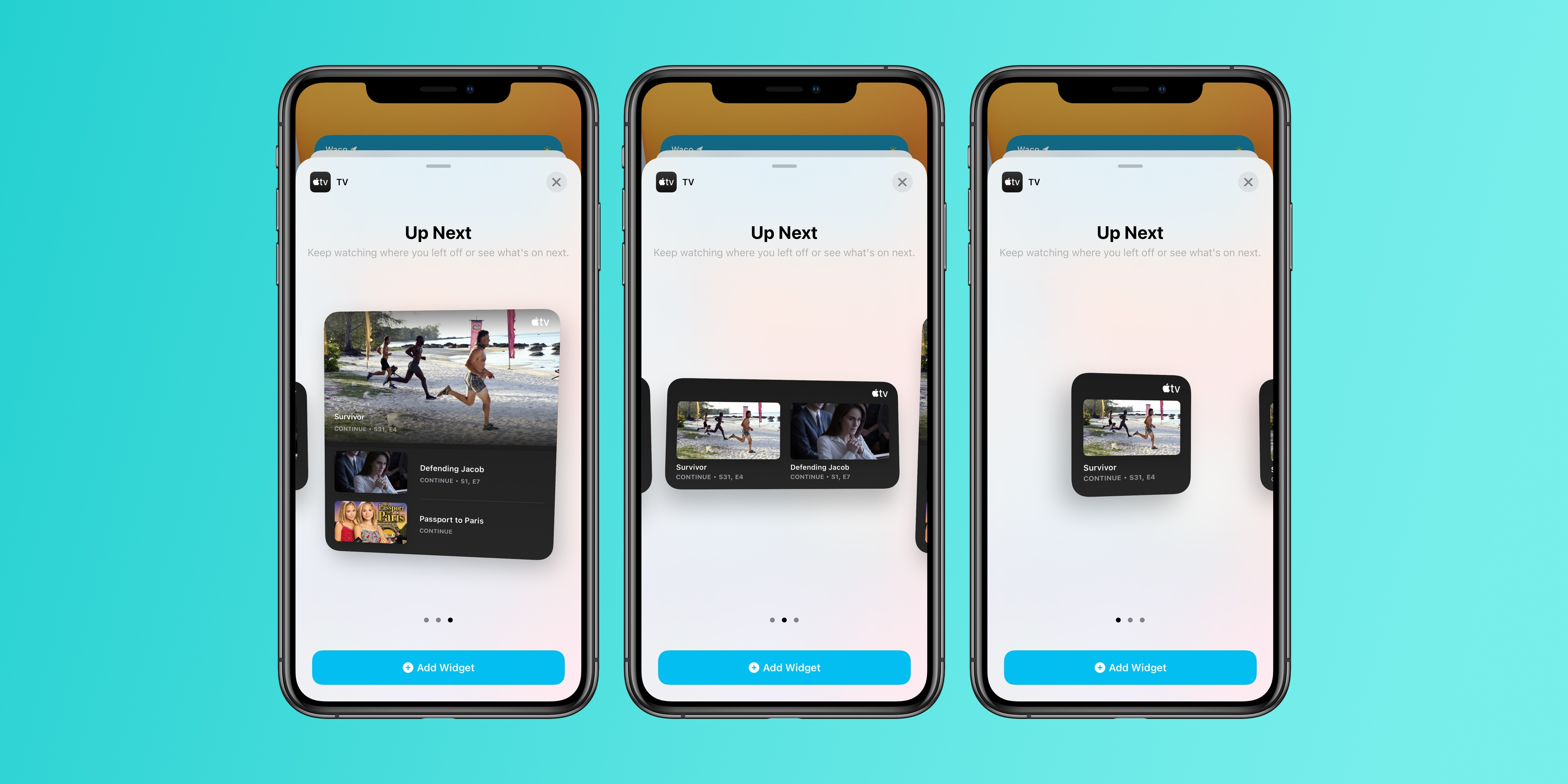 What's new in iOS 14 beta 4? New TV app widgets, Exposure Notification API support, more