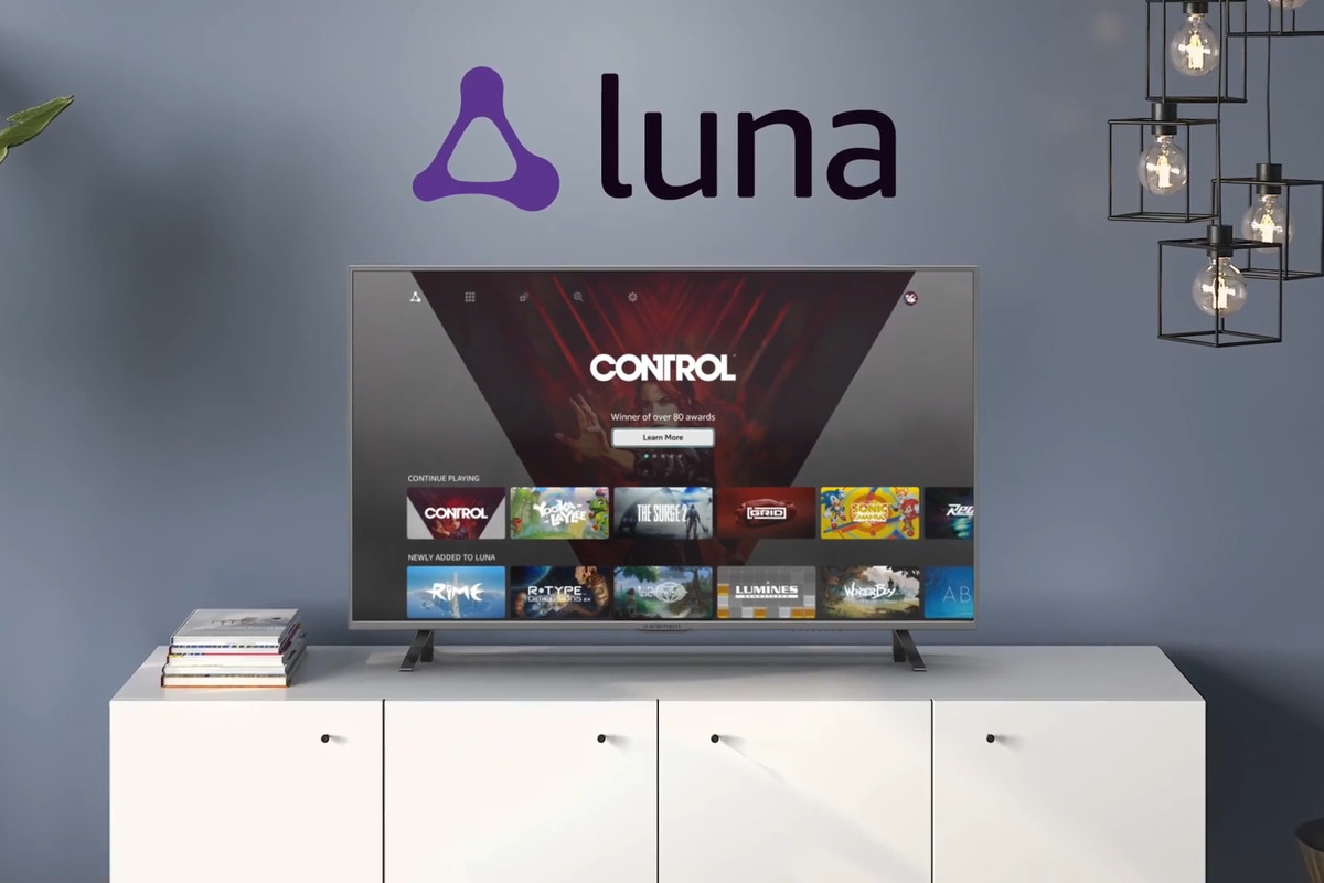 photo of Amazon's new 'Luna' cloud gaming service will be available for iOS users as web apps image