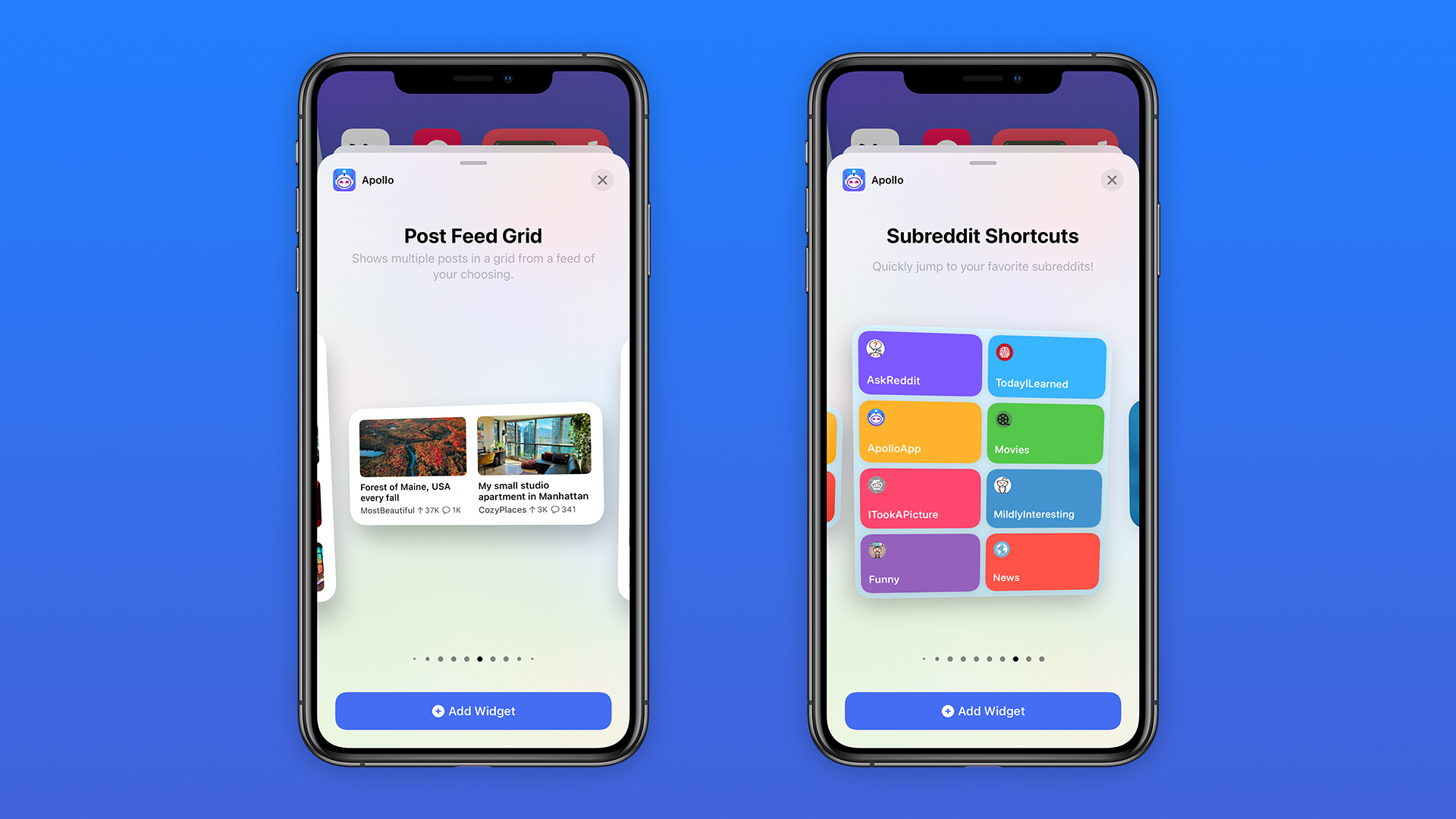Apollo For Reddit Now Offers Ios 14 Widgets And Picture In Picture Support 9to5mac