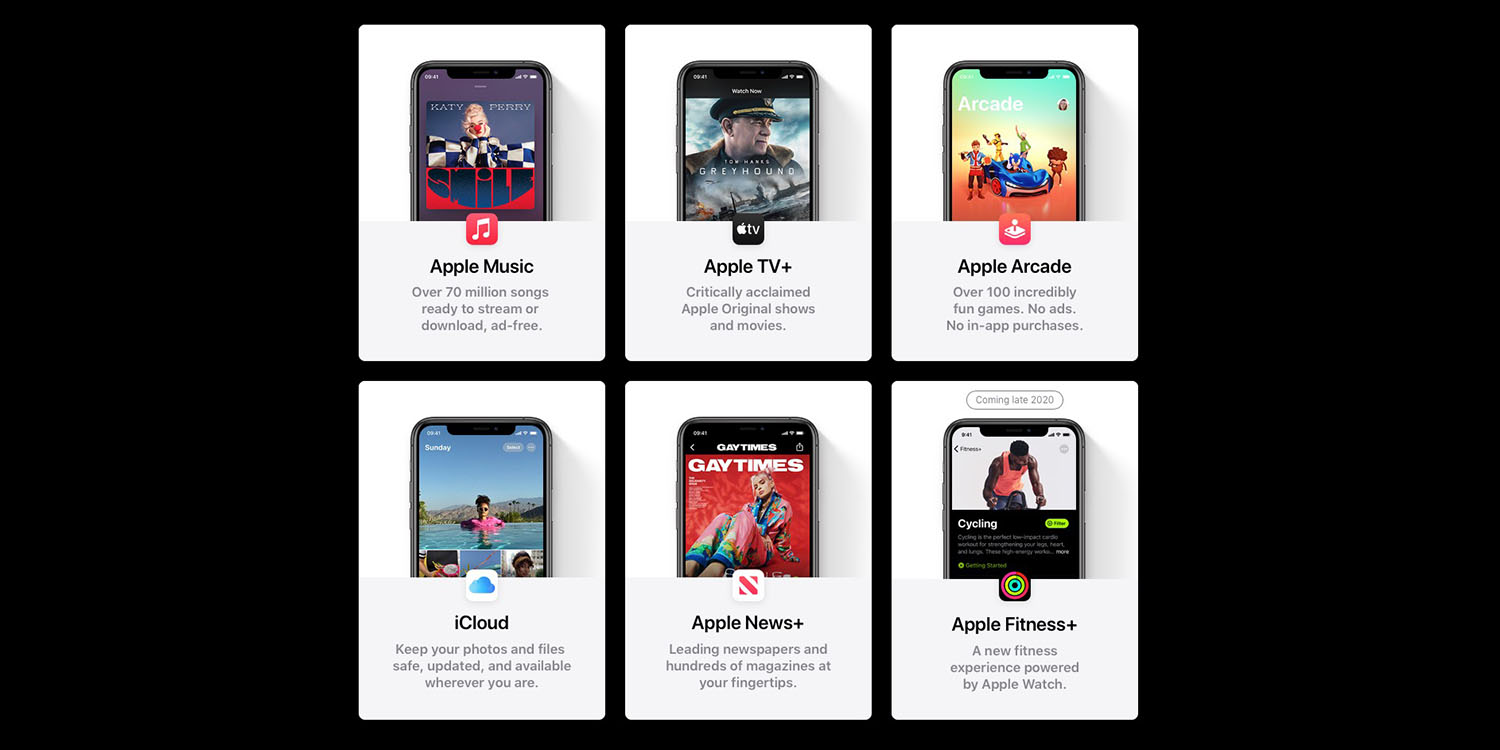 Apple One copes with different Apple IDs for iCloud and Apple Music - 9to5Mac