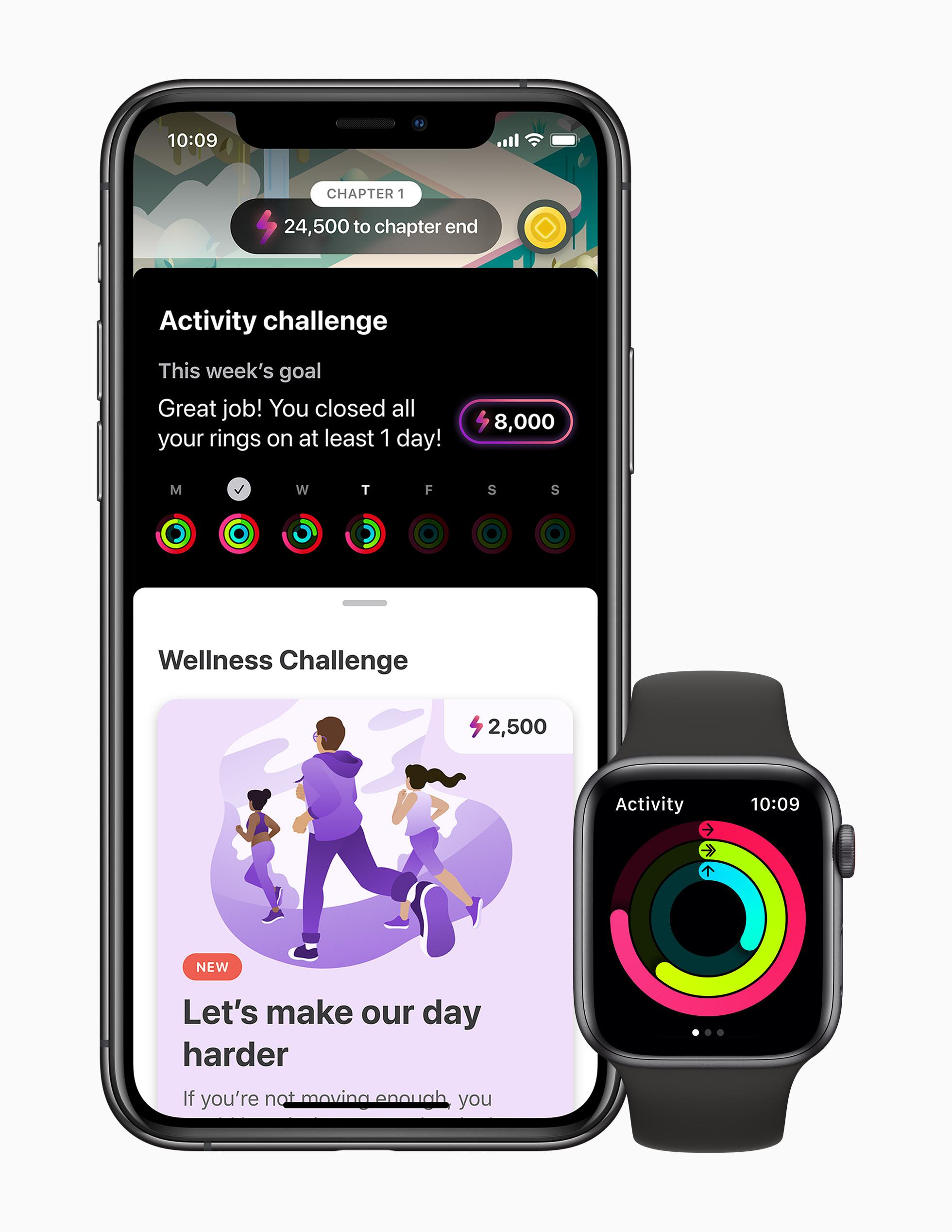 Apple lumihealth app apple watch iphone 11 pro 09152020