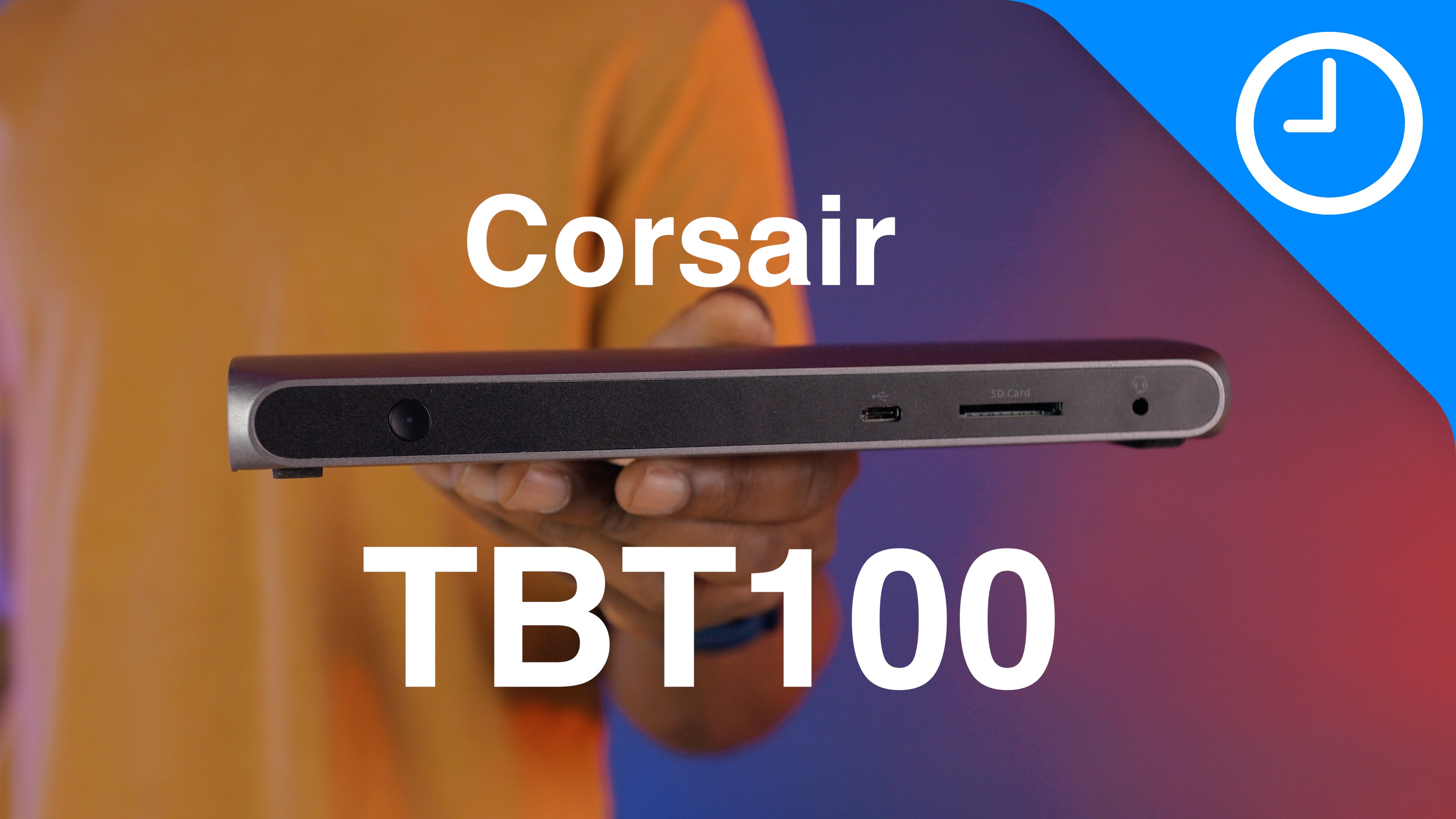 photo of Review: Corsair TBT100 Thunderbolt 3 Dock [Video] image