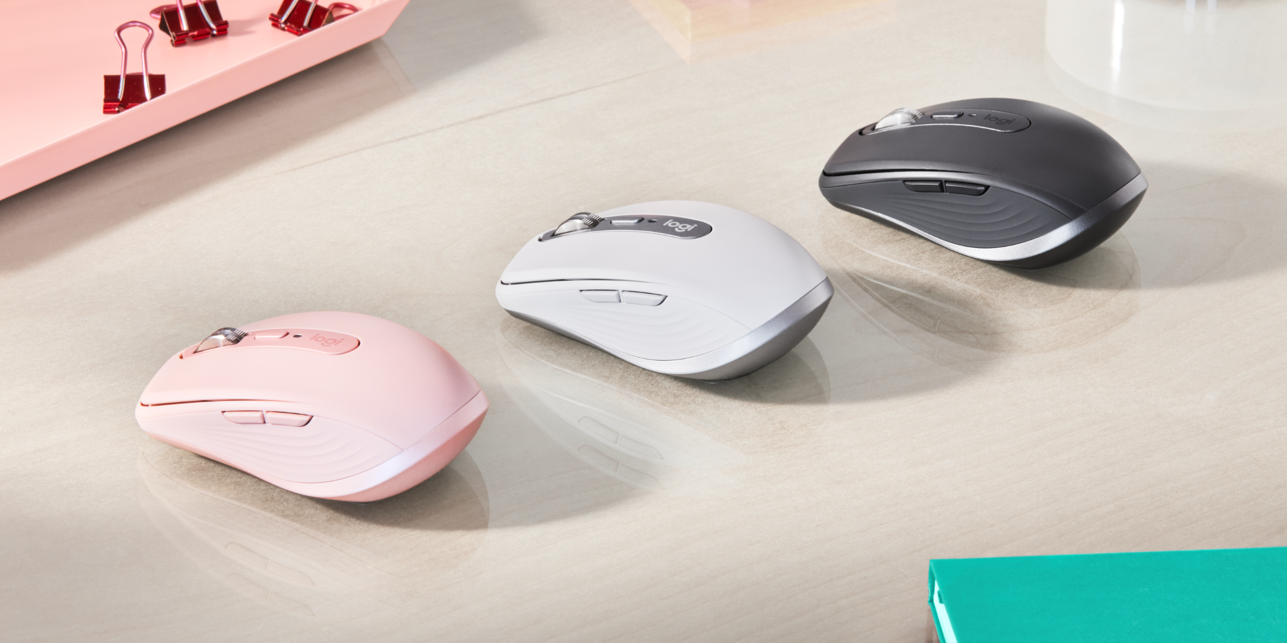 Logitech's new MX Anywhere 3 mouse for Mac looks like a great WFH companion