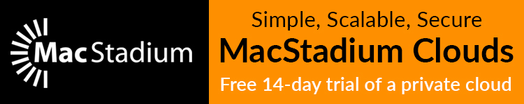 MacStadium Private Cloud for Mac
