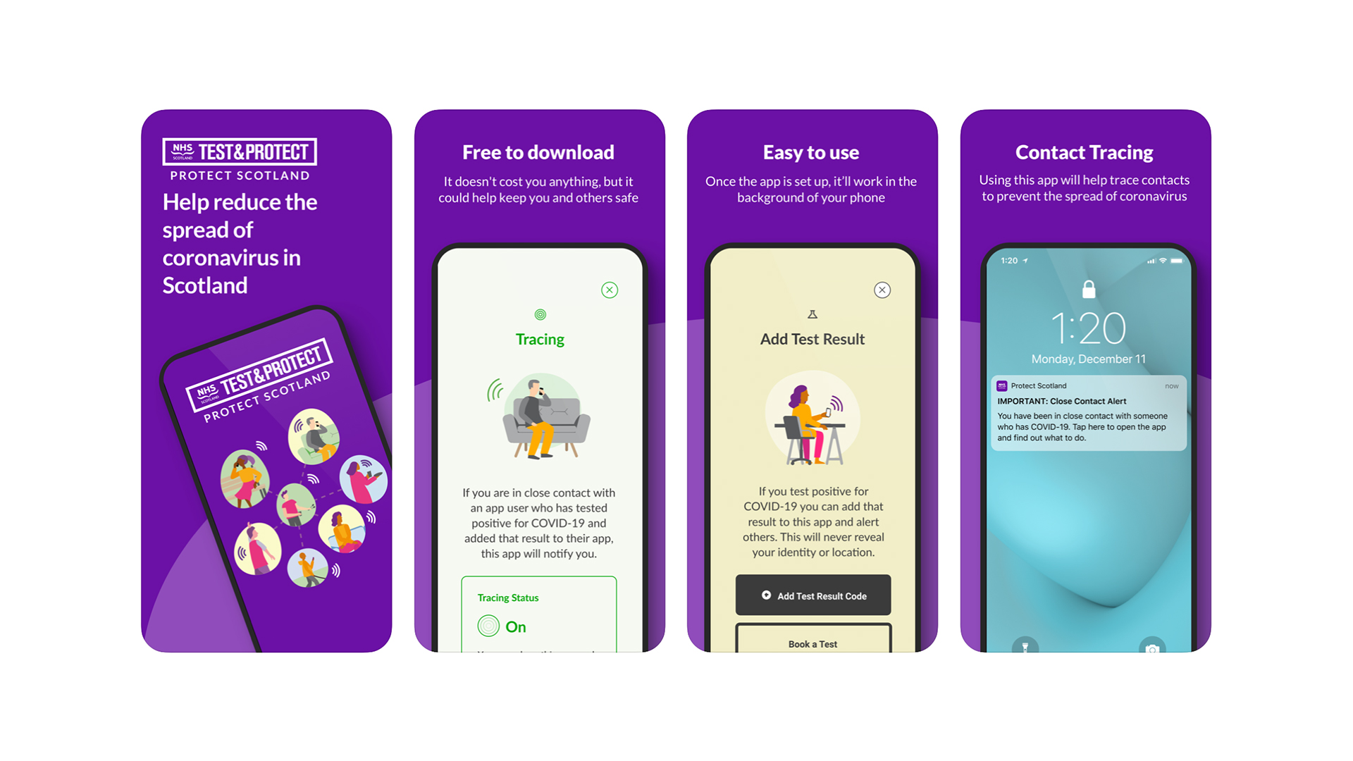 Scotland launches COVID-19 contact tracing app with Apple and Google API - RapidAPI