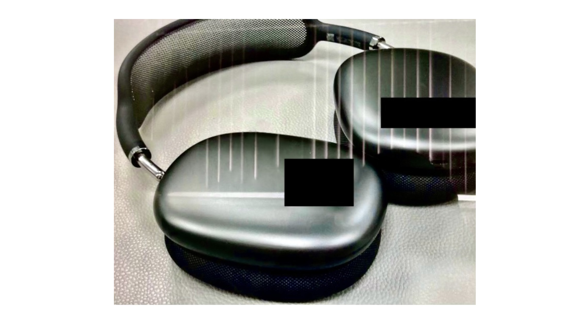 photo of Leaked image claims to offer first real-world look at AirPods Studio 'Sport' design image