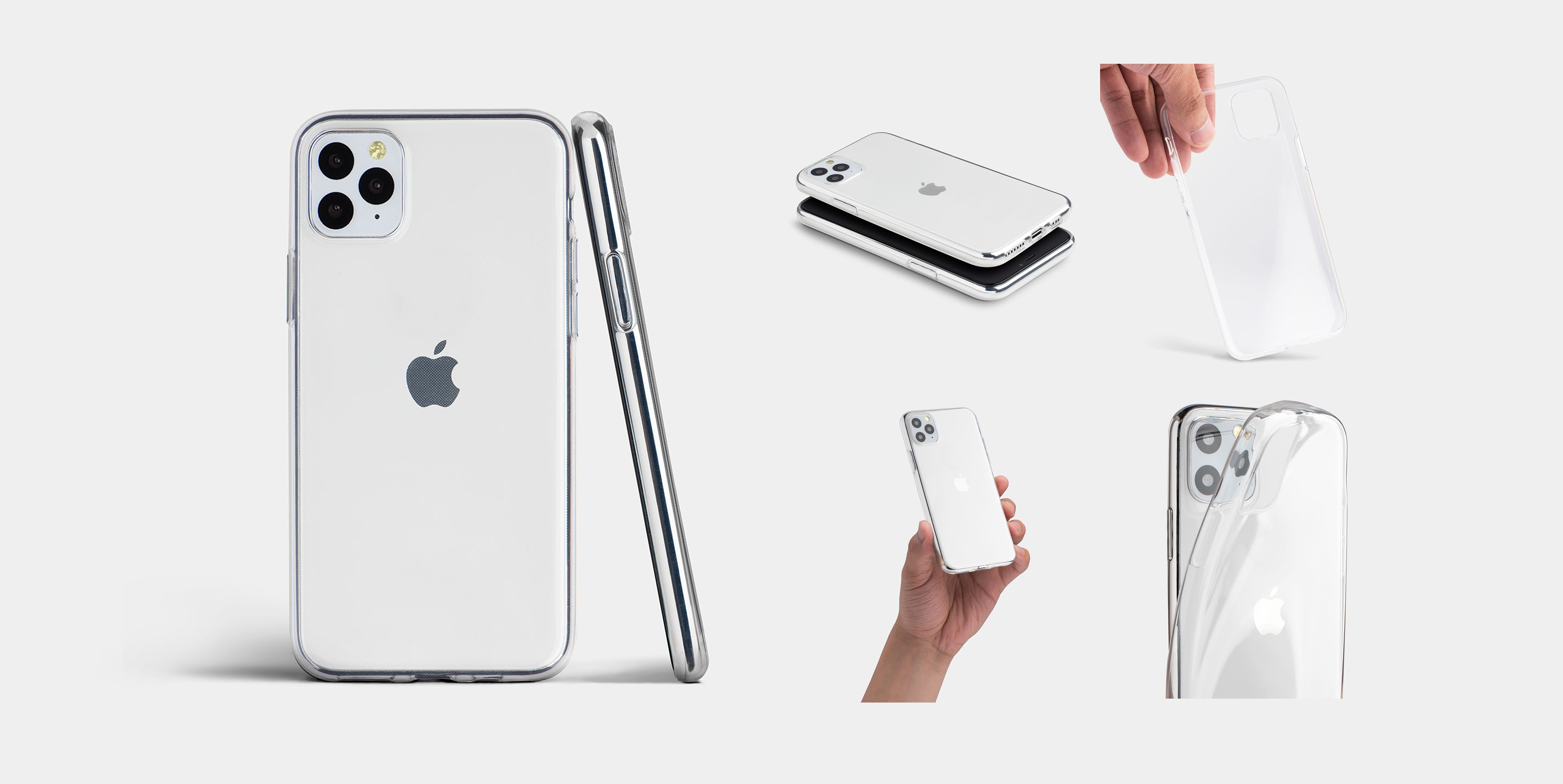 Totallee\u0027s new Clear Case protects and shows off iPhone 11