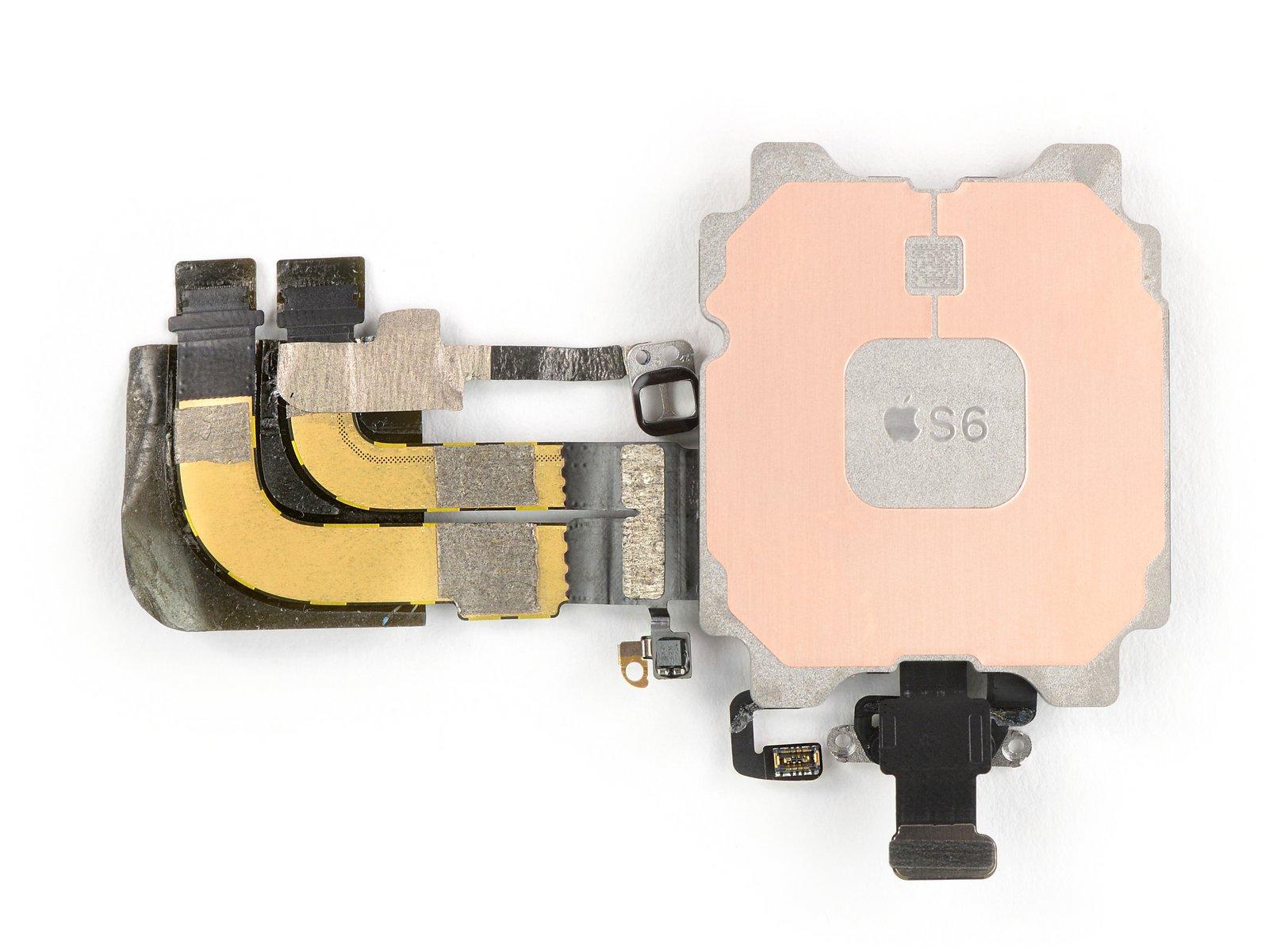 Apple Watch S6 SiP