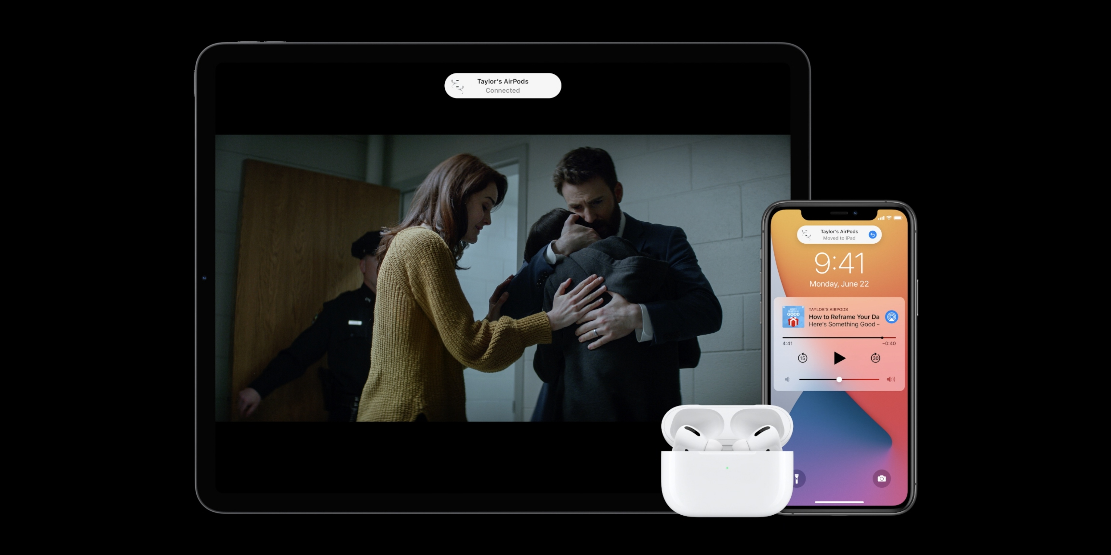 photo of iOS 14: How to stop your AirPods automatically switching from iPhone to iPad image