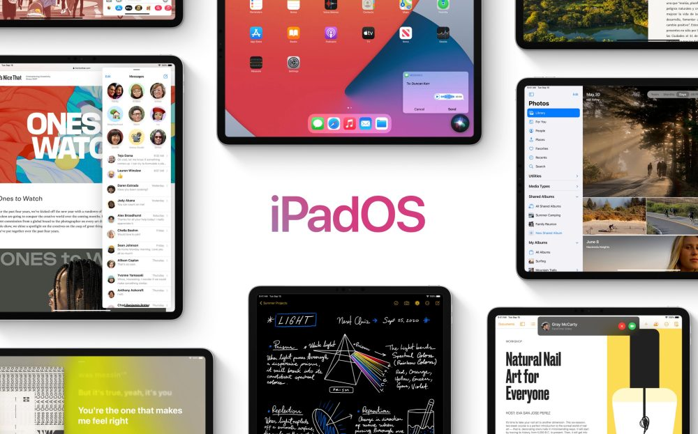 Apple releases iPadOS 14 for iPad