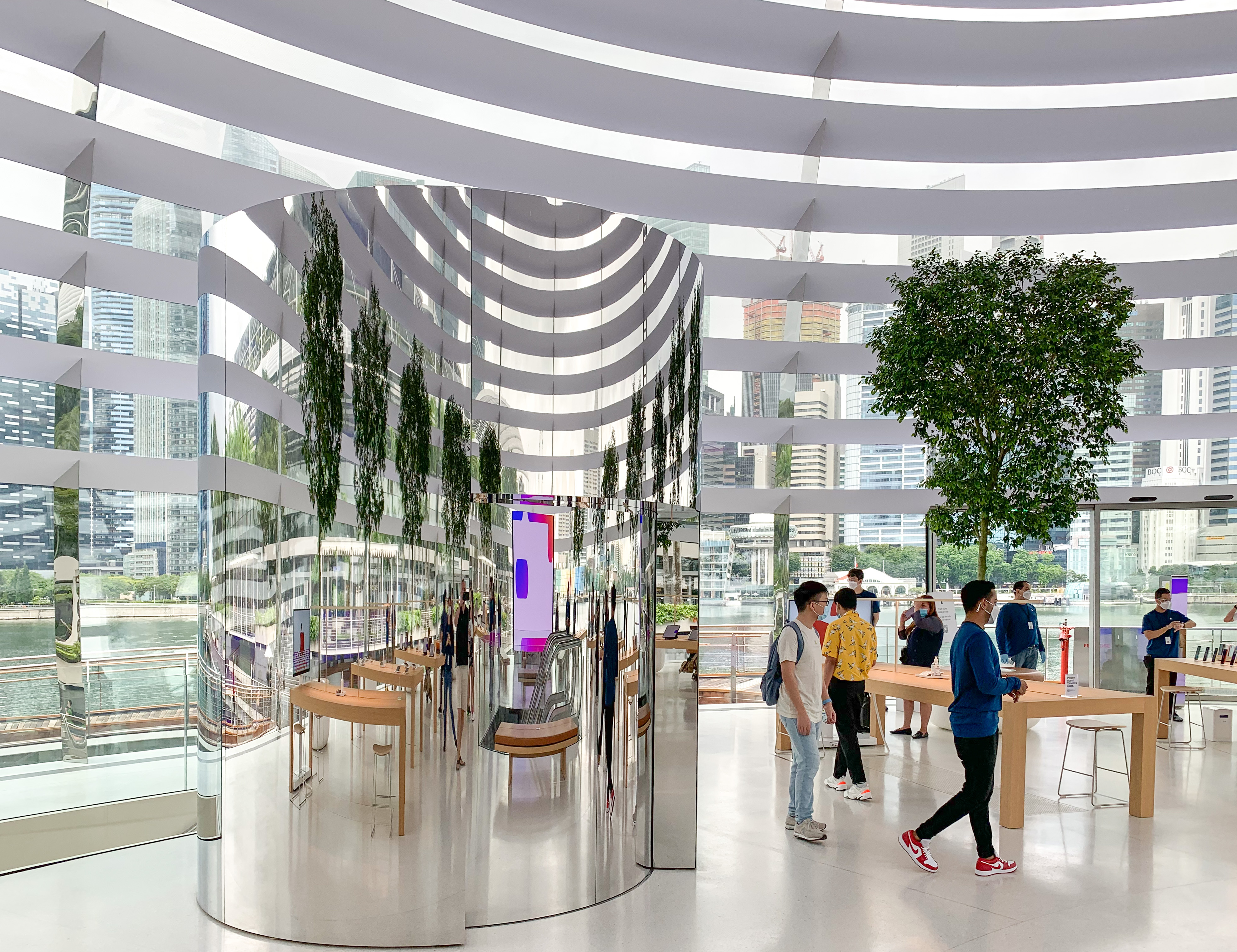 Apple mbs elevator