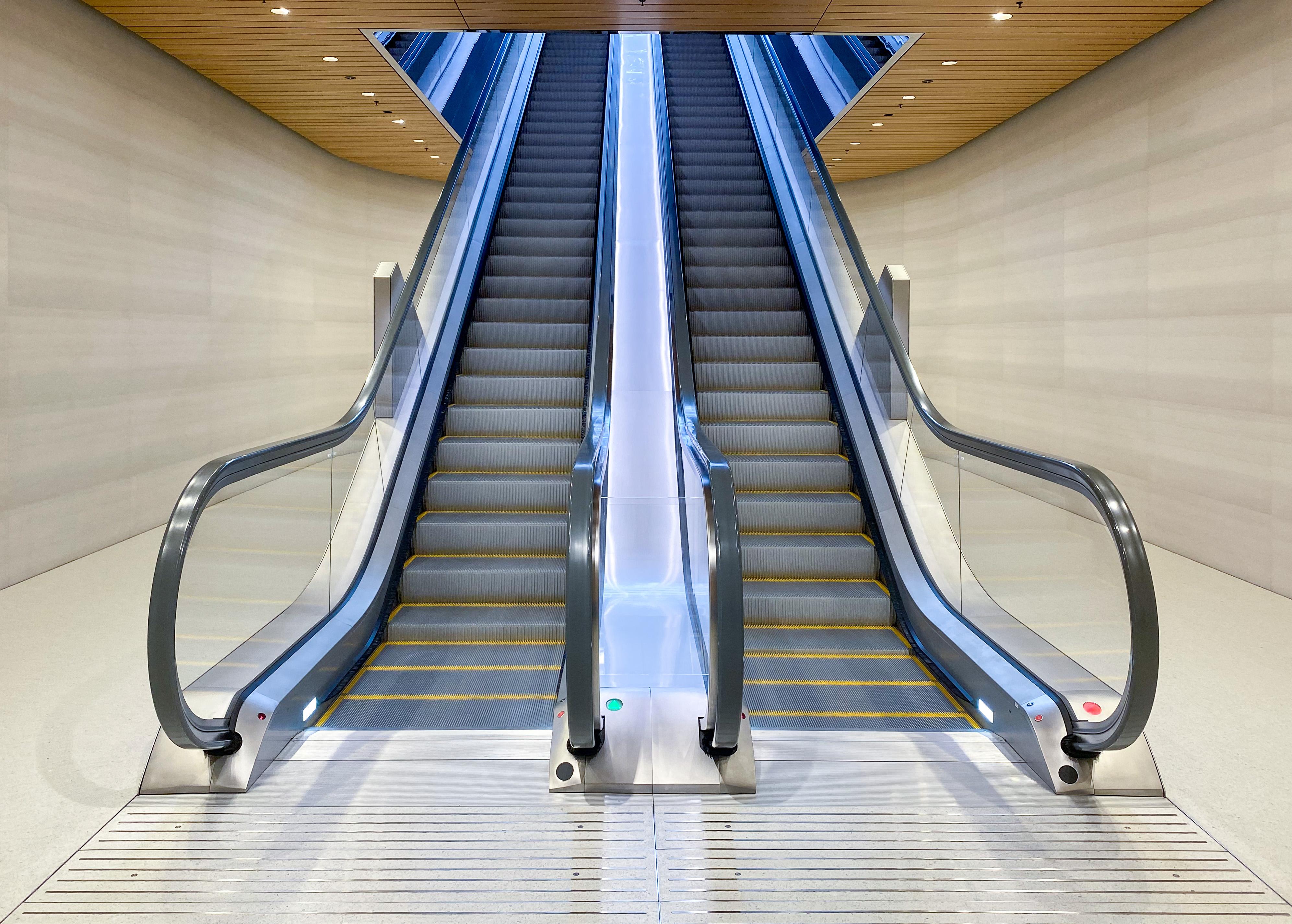 Apple mbs escalator