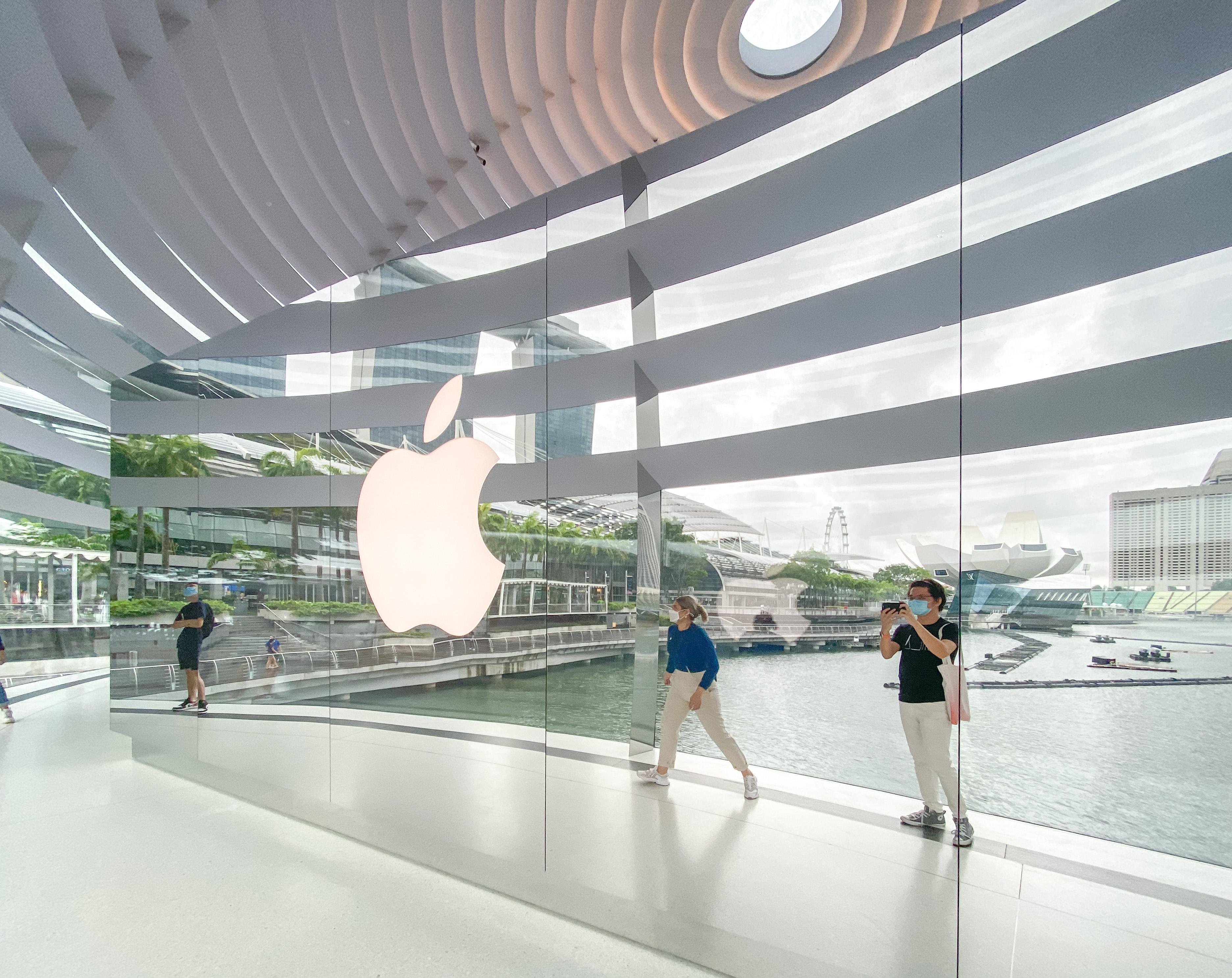Apple mbs video wall