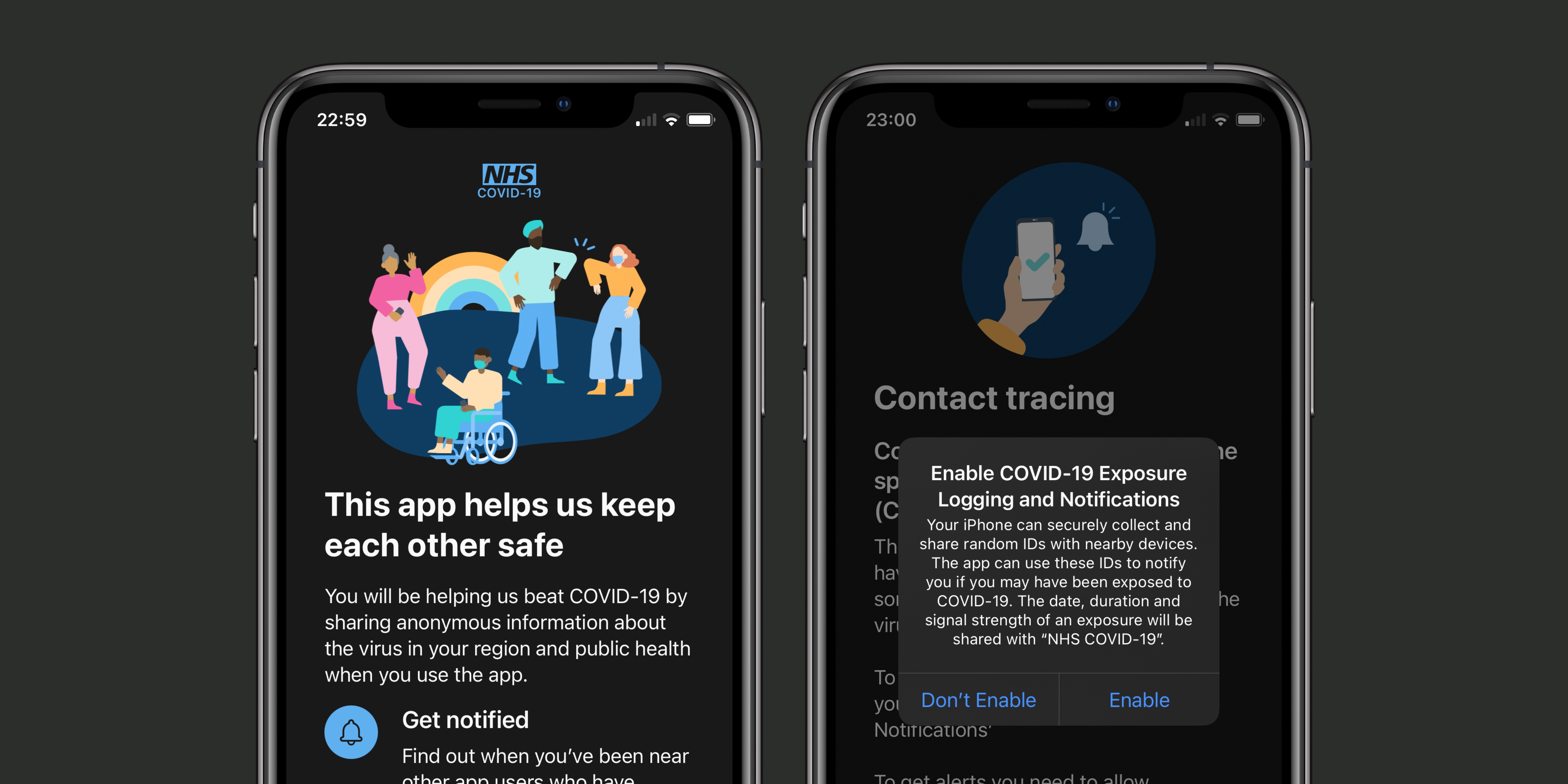 photo of NHS launches COVID-19 app, Exposure Notifications now supported in England and Wales image