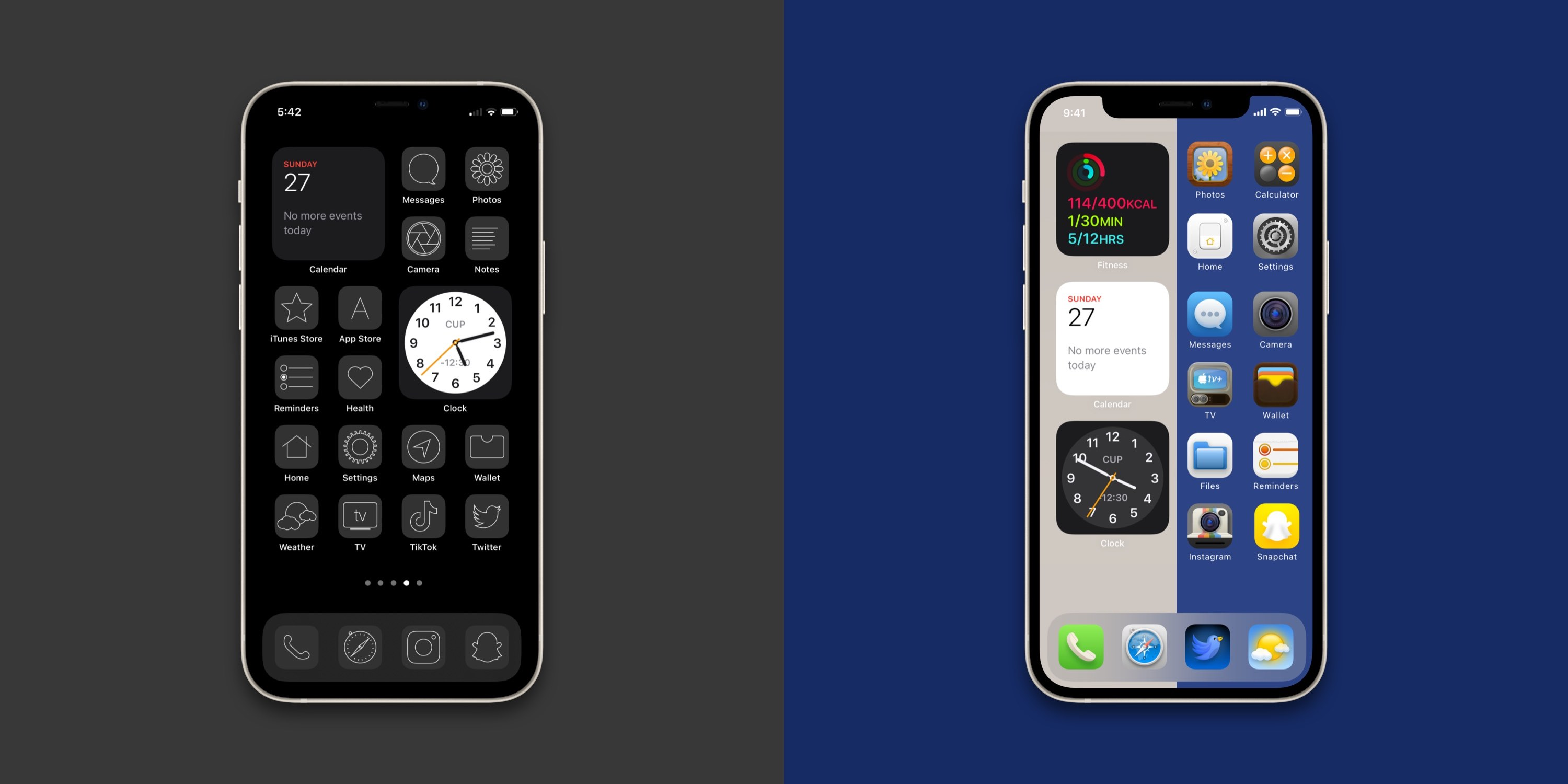 How To Make Ios 14 Aesthetic With Custom App Icons 9to5mac