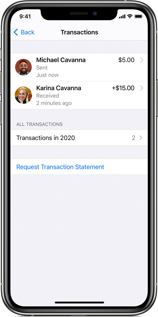 How to set up Apple Cash Family walkthrough 3