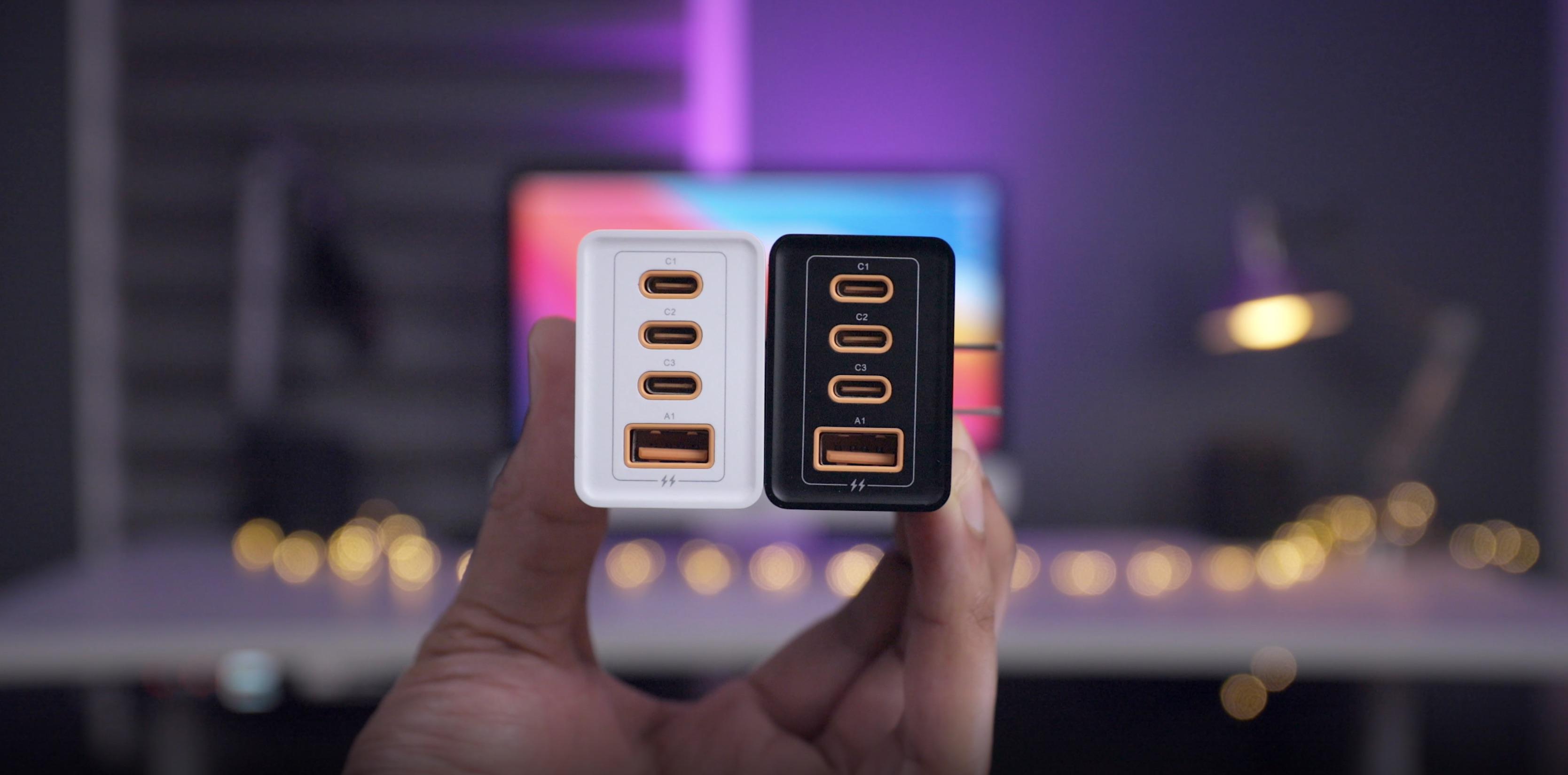 HyperJuice GaN Stackable Charger USB-C