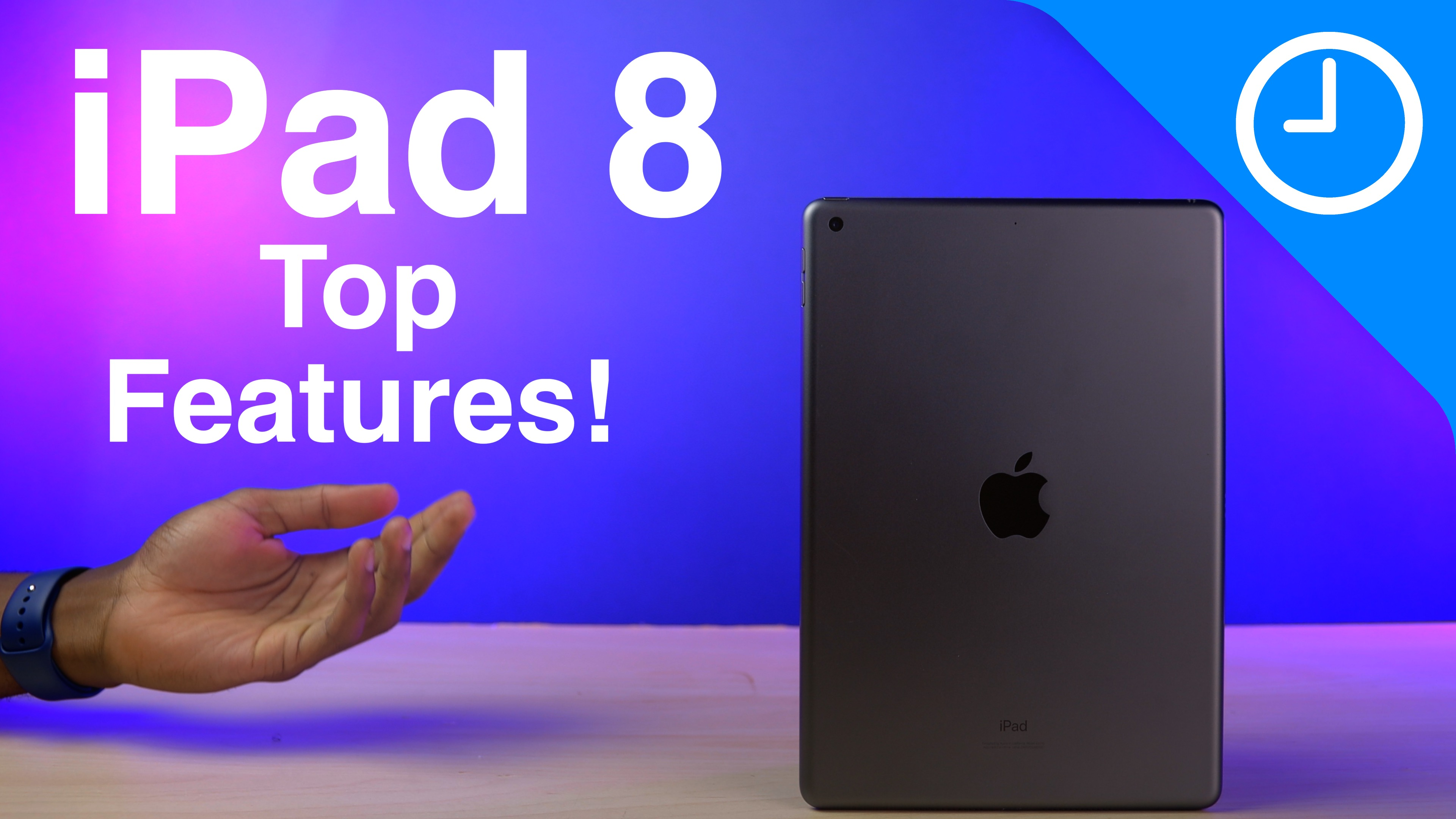photo of iPad 8 Top Features: The Best Value iPad gets Better! [Video] image