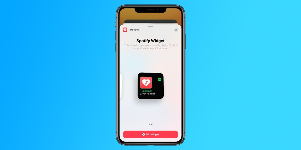 How To Add A Spotify Widget To Your Ios 14 Home Scren 9to5mac