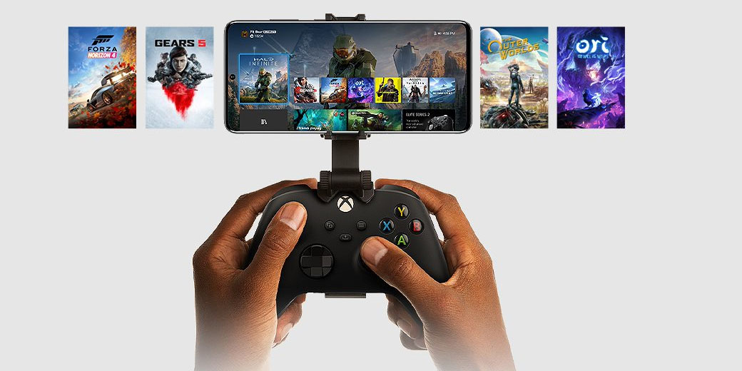 photo of Microsoft hints that you'll soon be able to stream Xbox games to iPhone image