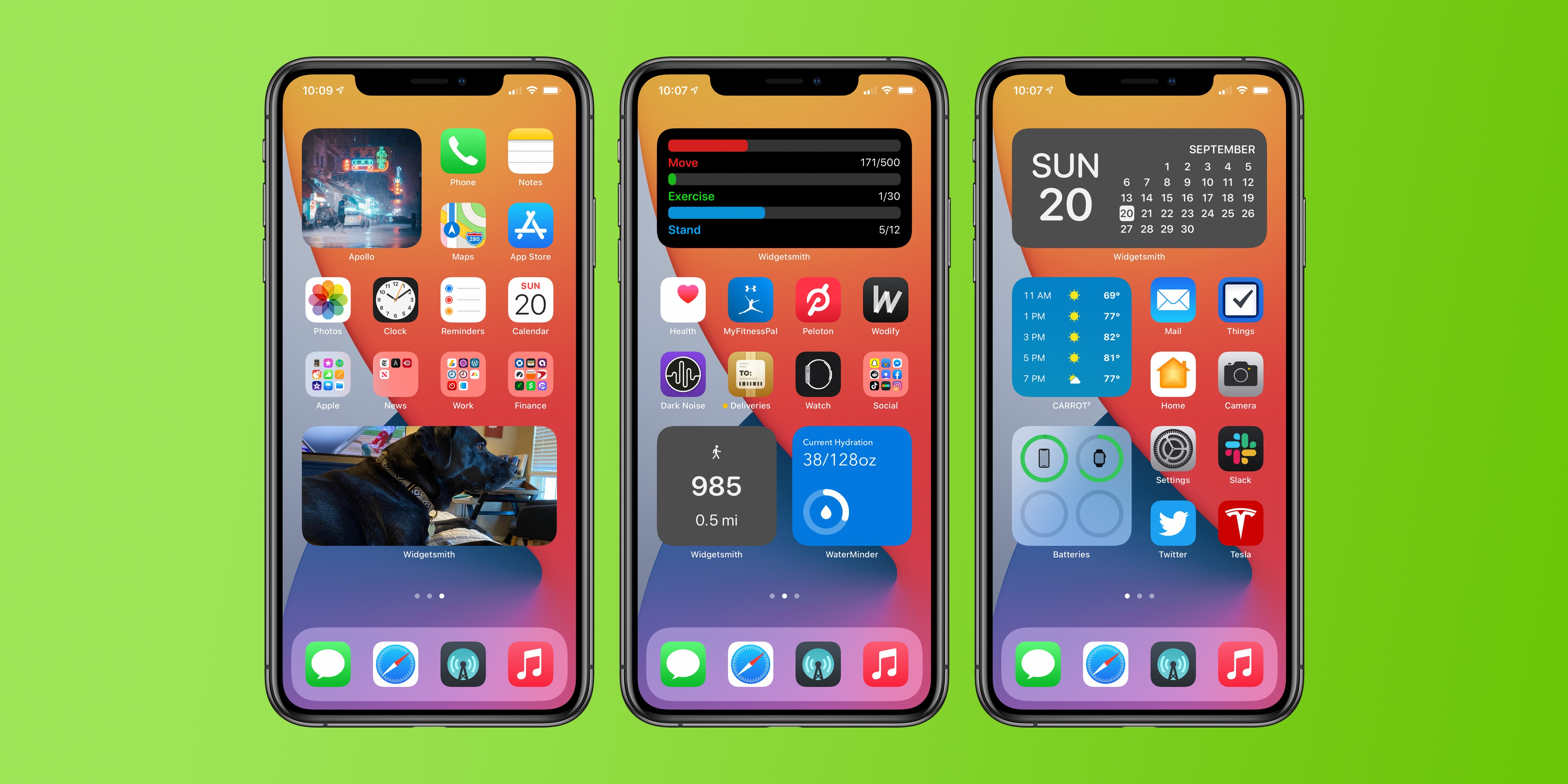 How To Use Widgetsmith For Ios 14 Home Screen Widgets 9to5mac