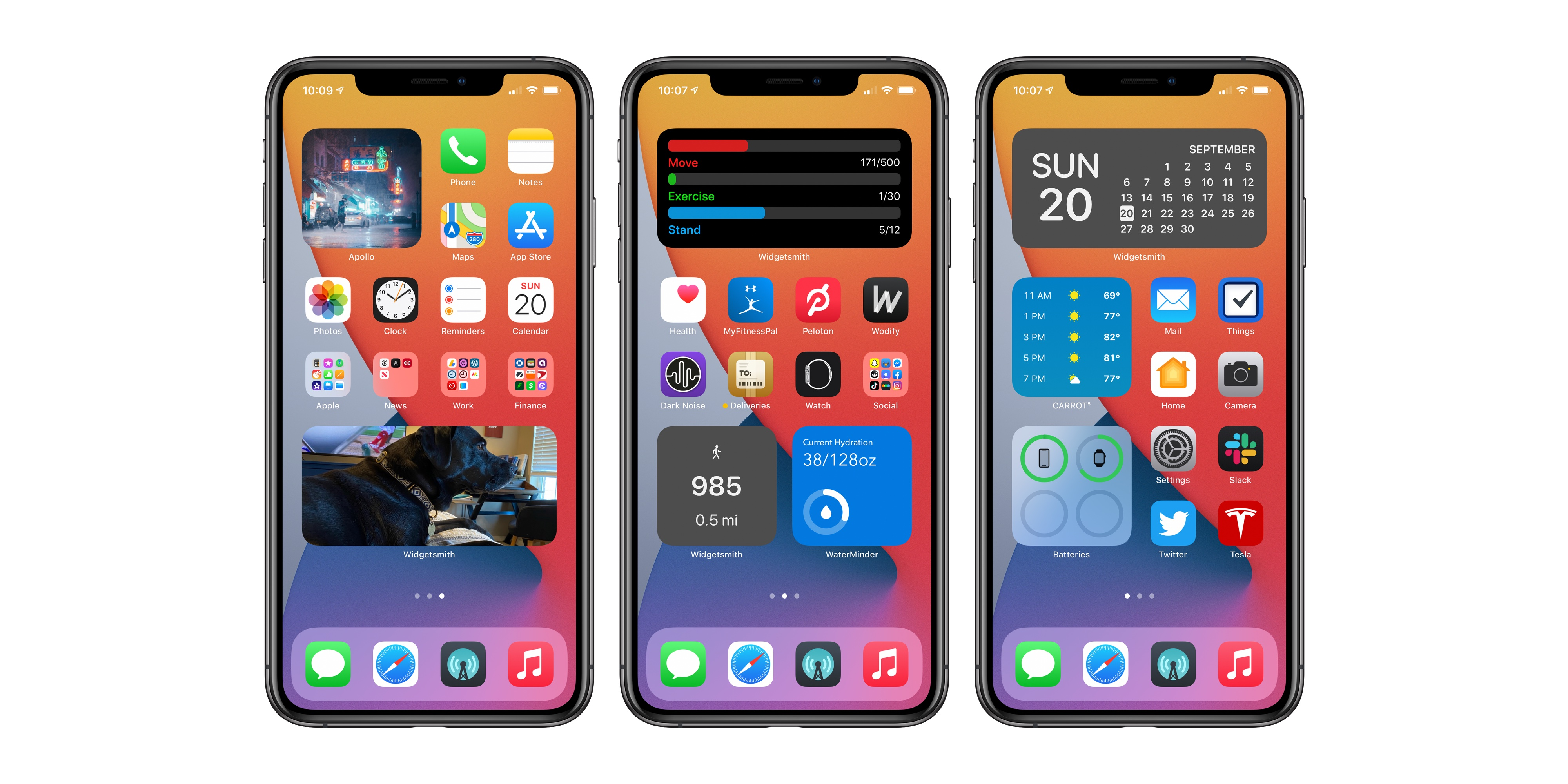 photo of PSA: No, iOS 14 widgets can't secretly steal private info with your keyboard image