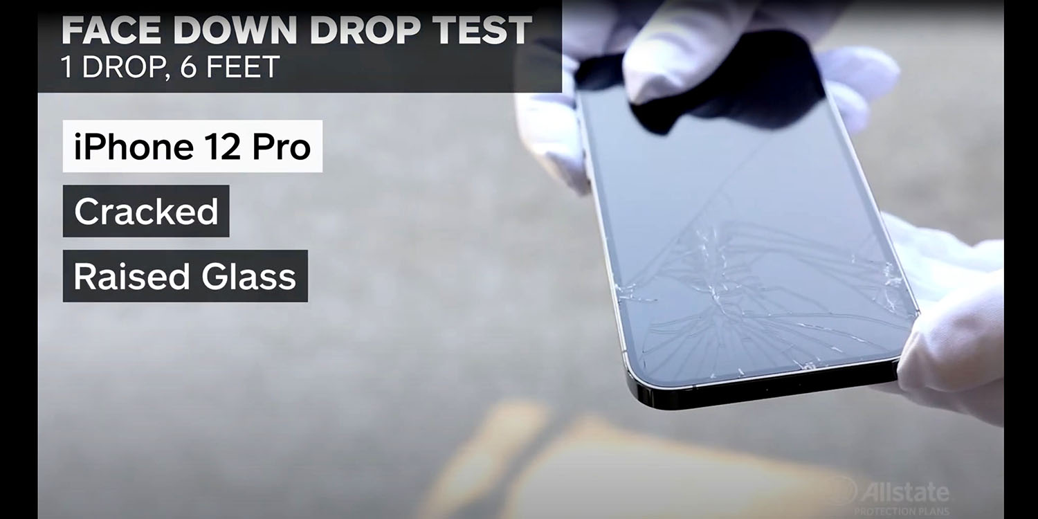 photo of iPhone 12 drop tests 'better than any other smartphone' – AllState image