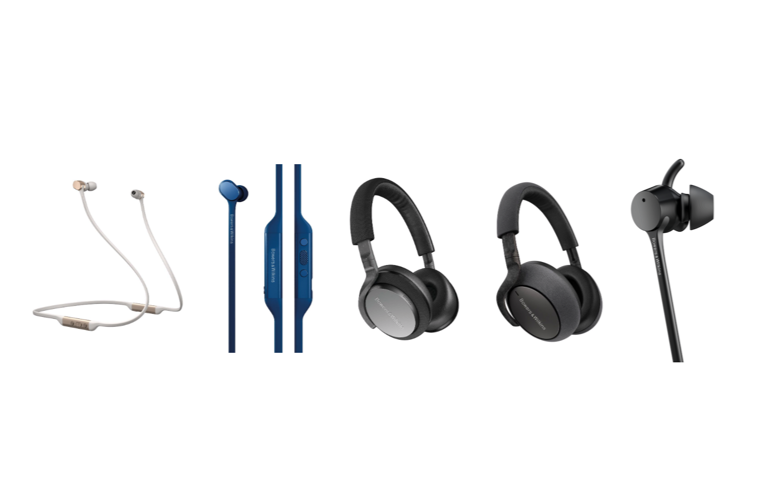 Bowers & Wilkins launches new P Series wireless headphones