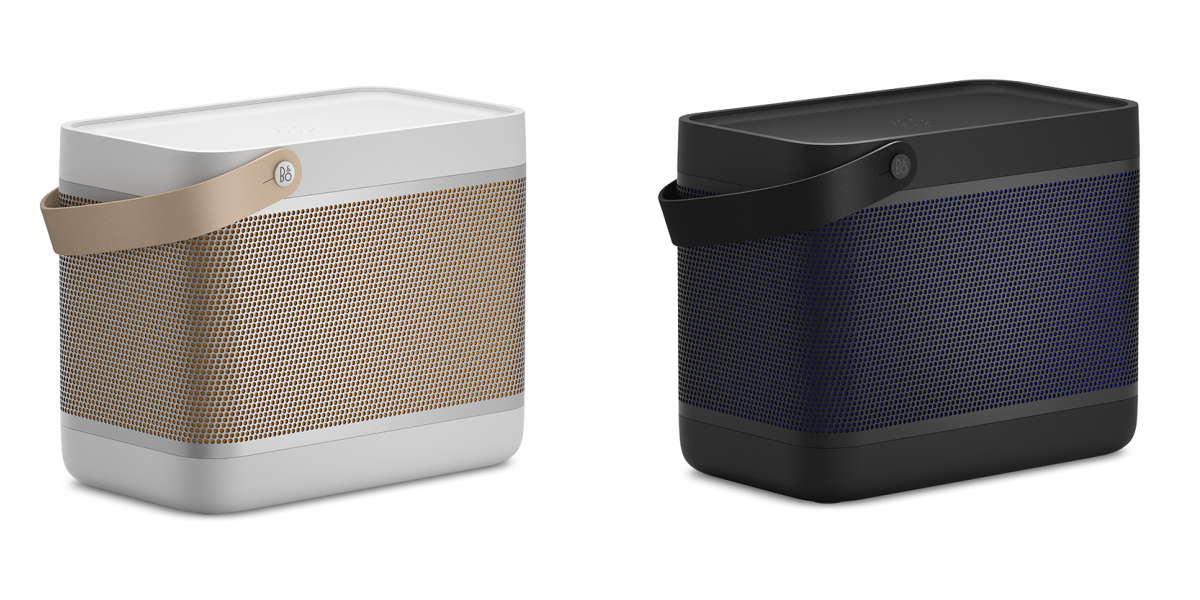 photo of Bang & Olufsen Beolit 20 can wirelessly charge your iPhone as you play image