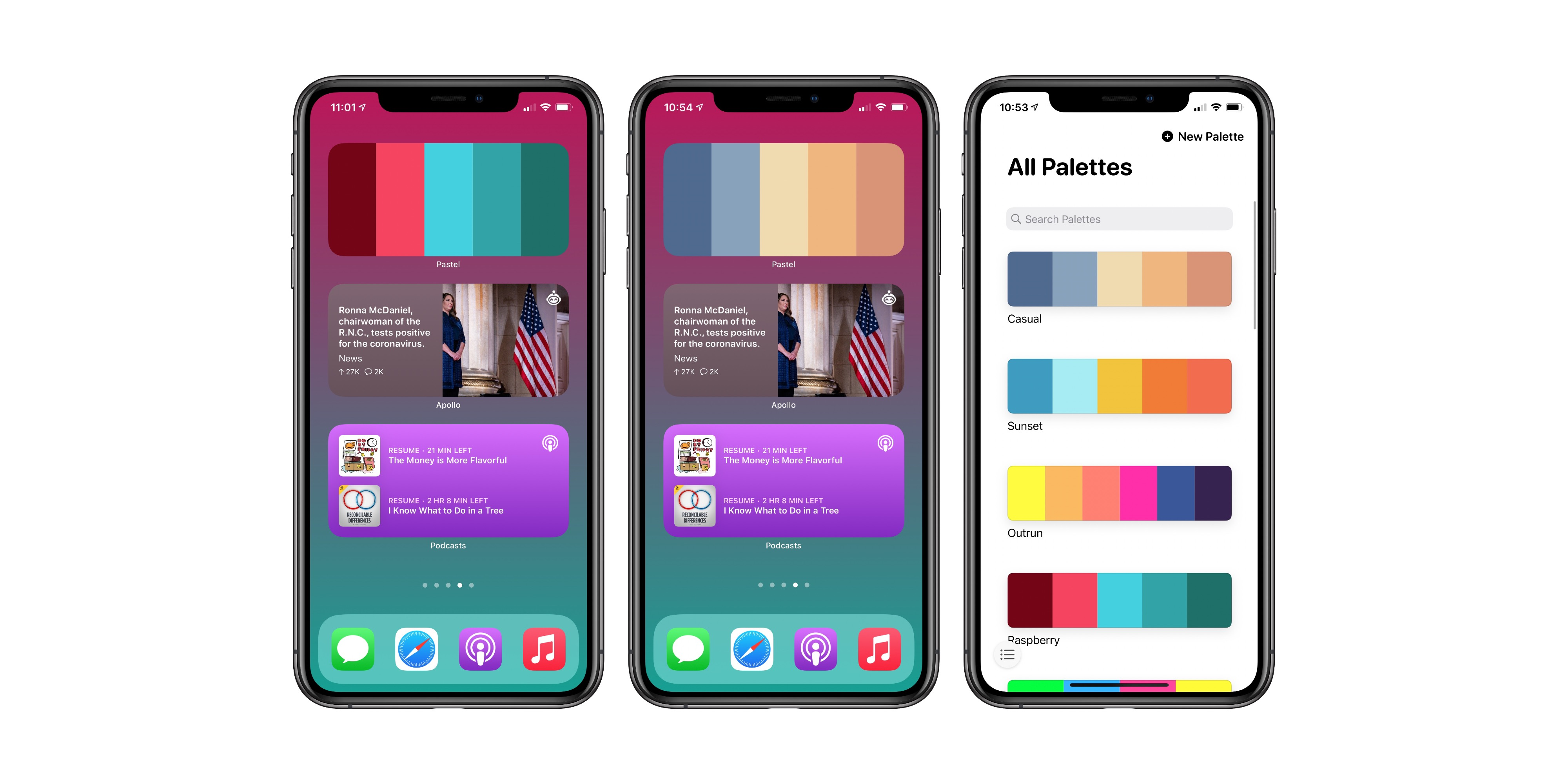 New Pastel Widgets Make It Easy To Give Your Ios 14 Home Screen A Colorful Aesthetic 9to5mac