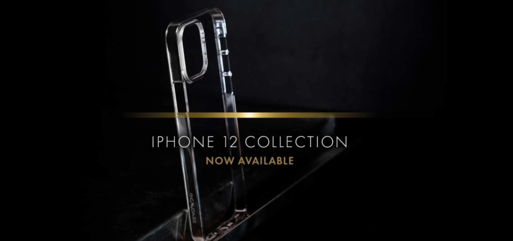 Caudabe iPhone 12 case collection now live