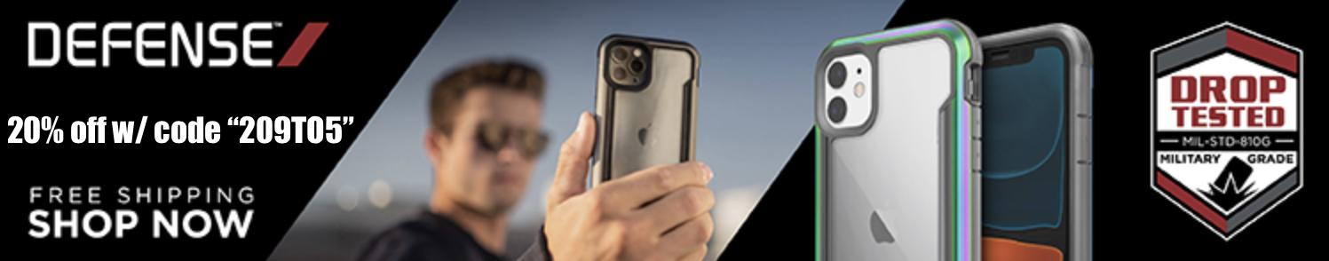Defense iPhone 11 Cases