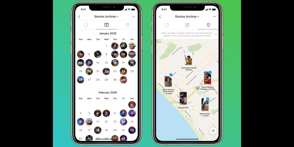 Instagram photo map is back