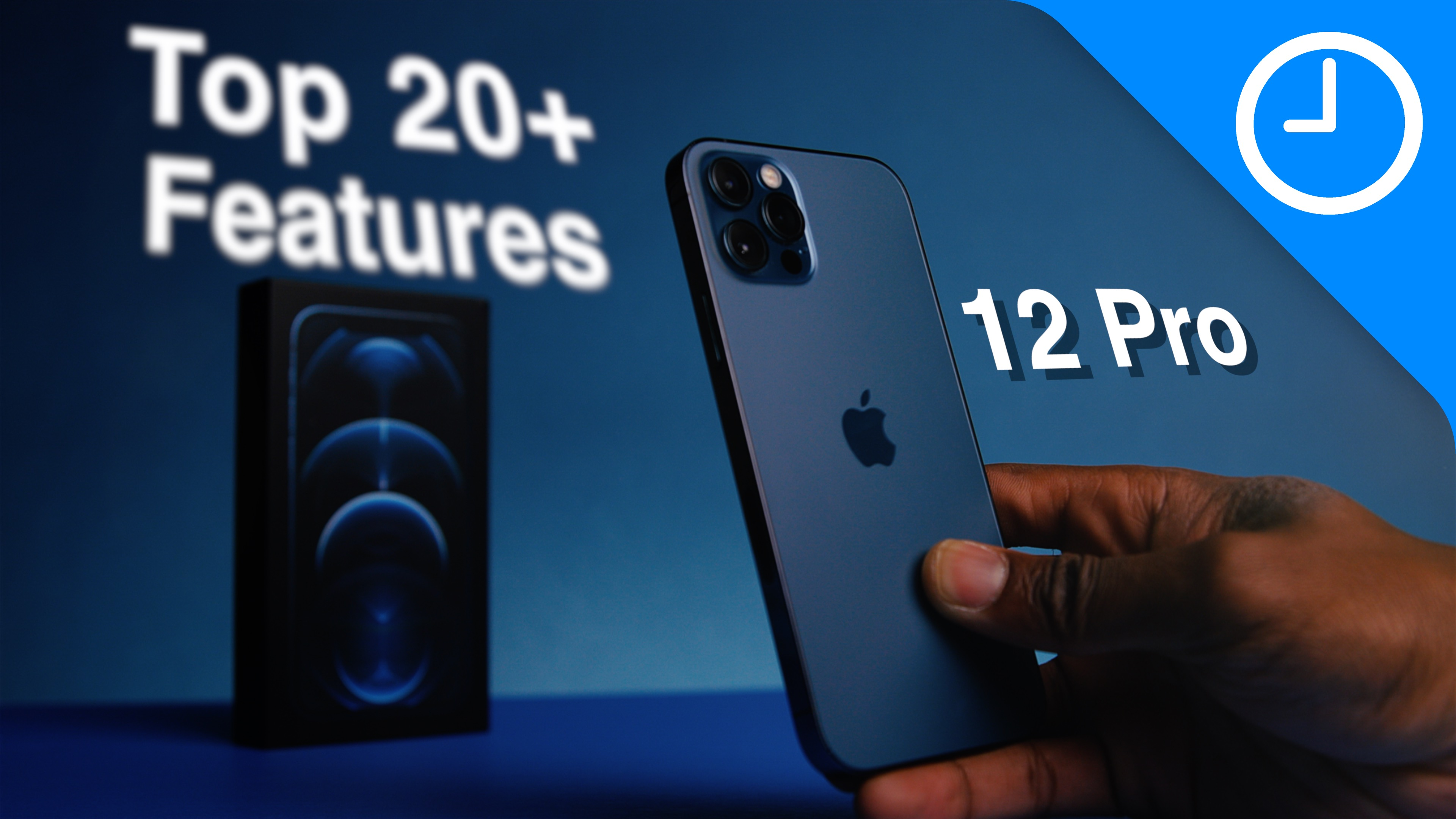 Iphone 12 Pro Top Features Video 9to5mac