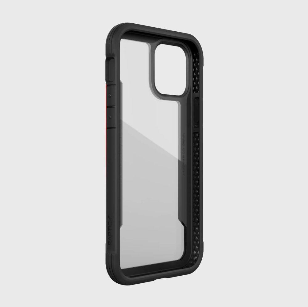 Raptic Shield iPhone 12 clear back