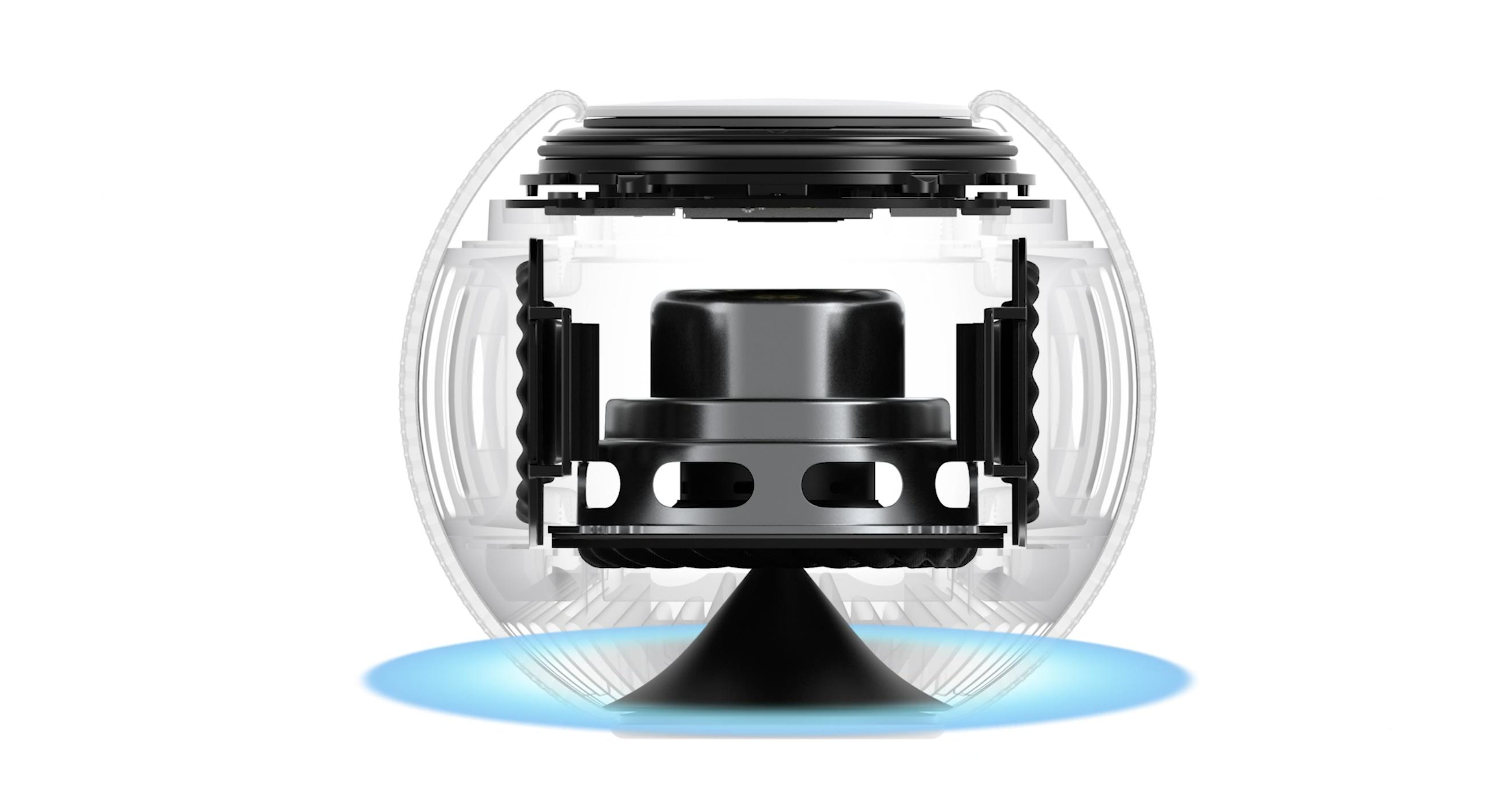 Внешний вид HomePod mini