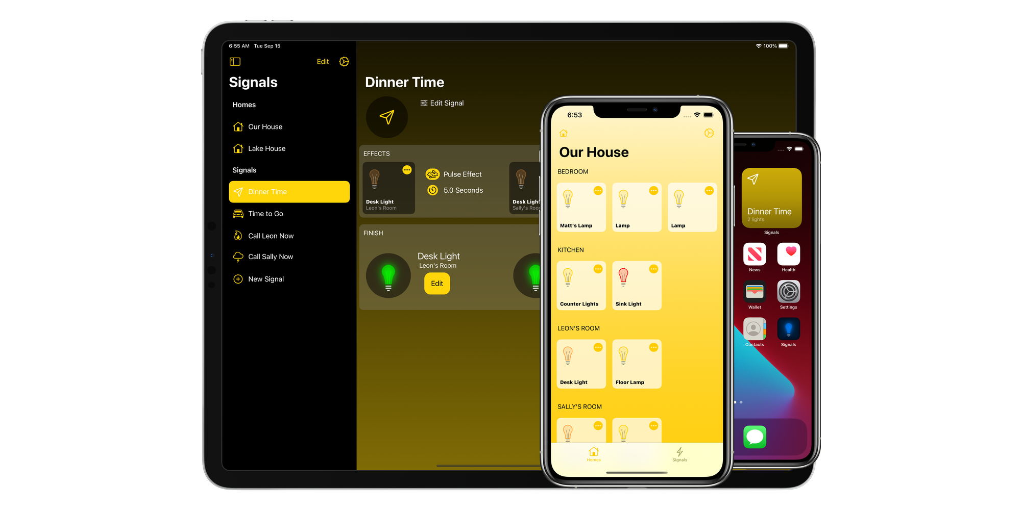 photo of HomeKit Weekly: Signals for HomeKit lets you communicate with your family without shouting image
