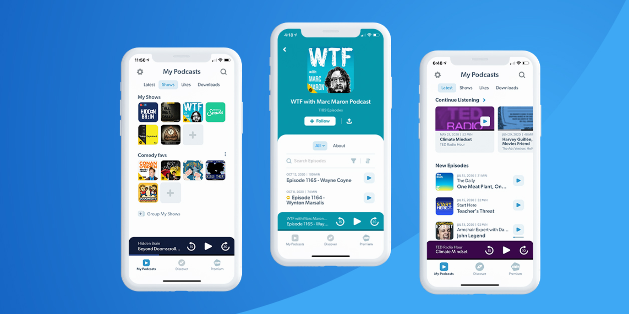 photo of Stitcher announces overhauled podcast app to streamline the listening experience image