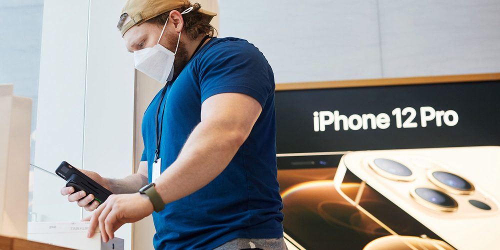 Strong demand for the iPhone 12 Pro