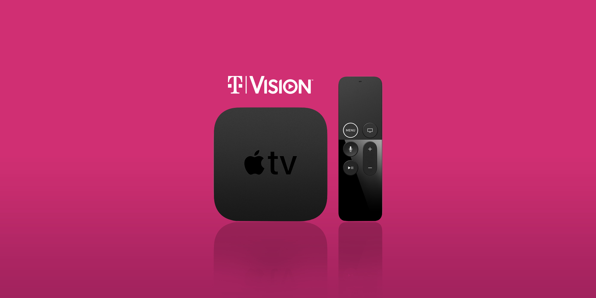 T-Mobile announces TVision live TV service starting at $10/month, Apple TV+ and Apple TV 4K promos