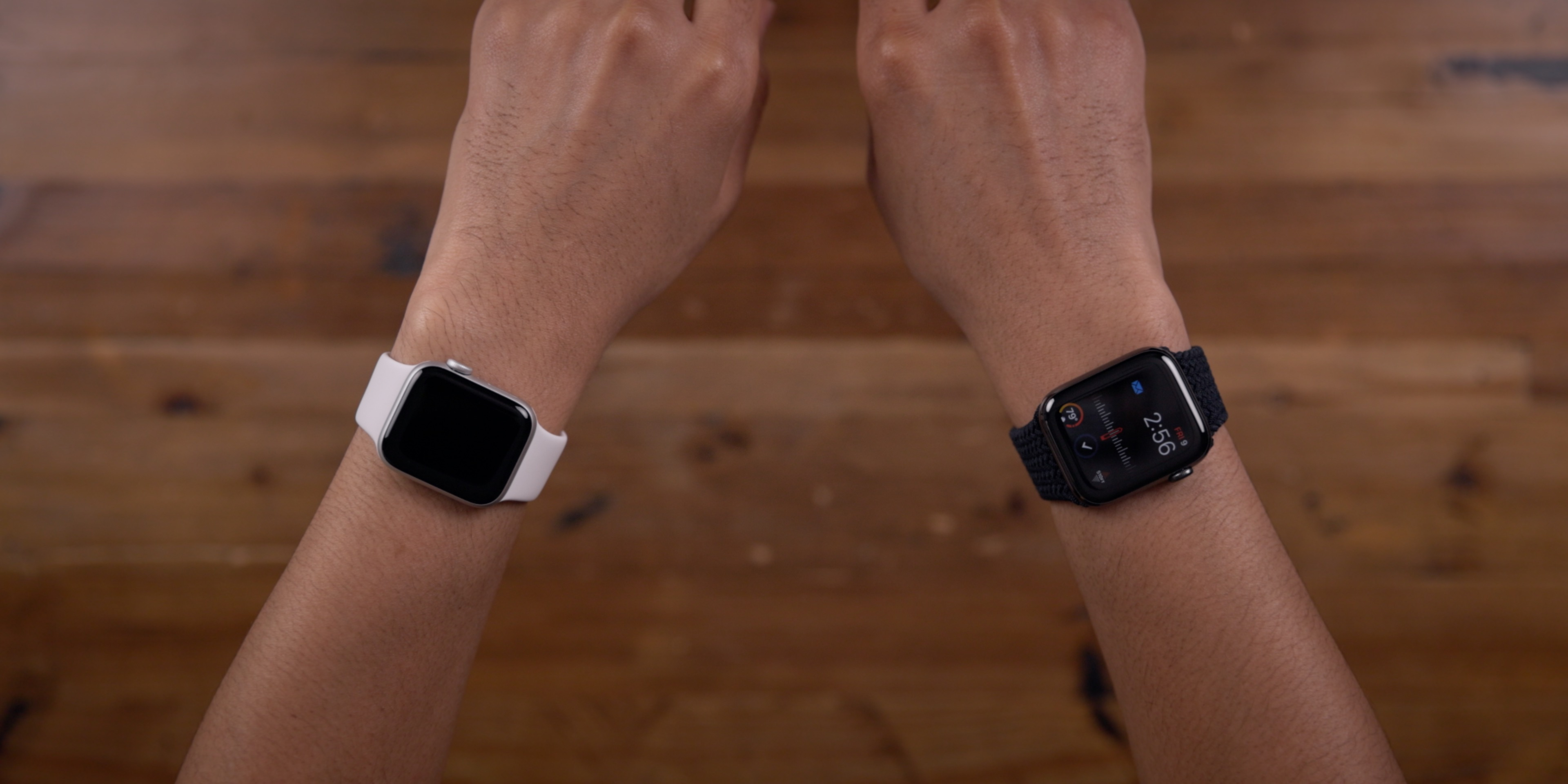 What apple watch should you buy apple watch se no always on display