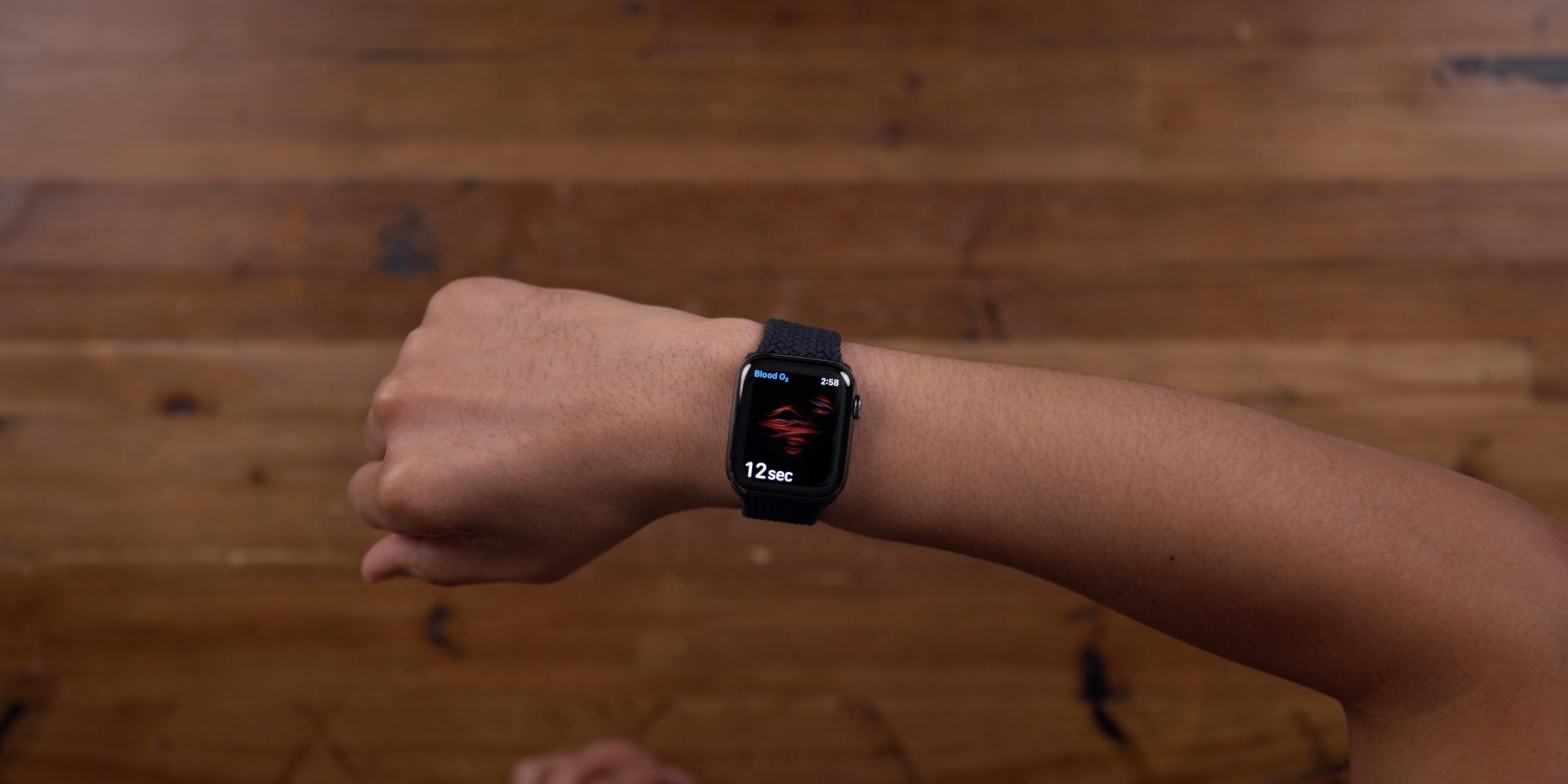 What apple watch should you buy series 6 blood oxygen sensor