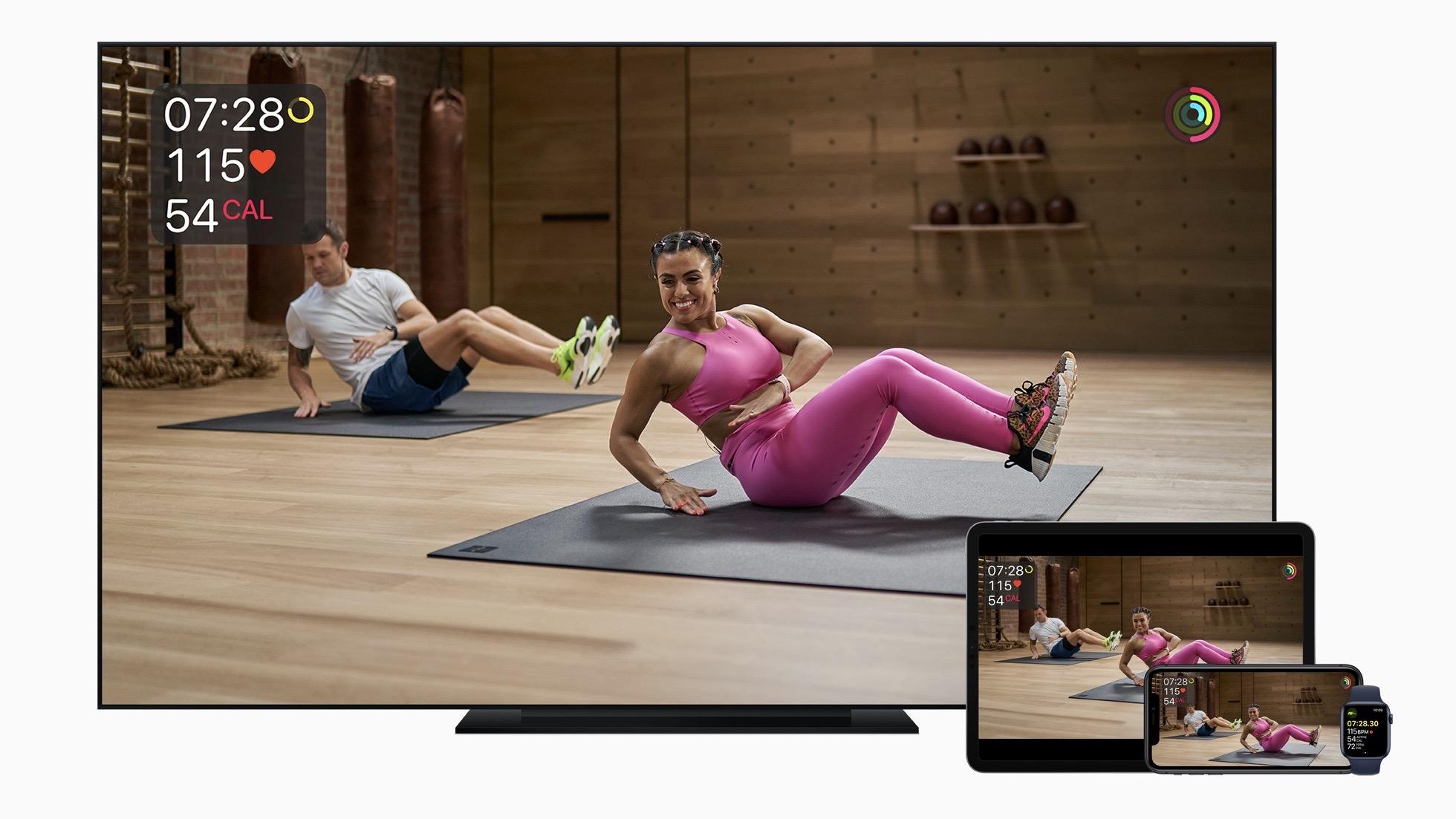 Data di rilascio di Apple Fitness +