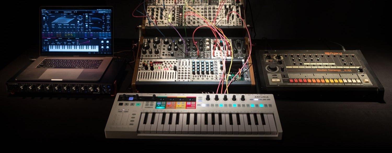 MIDI keyboards 2020 Arturia KeyStep Pro