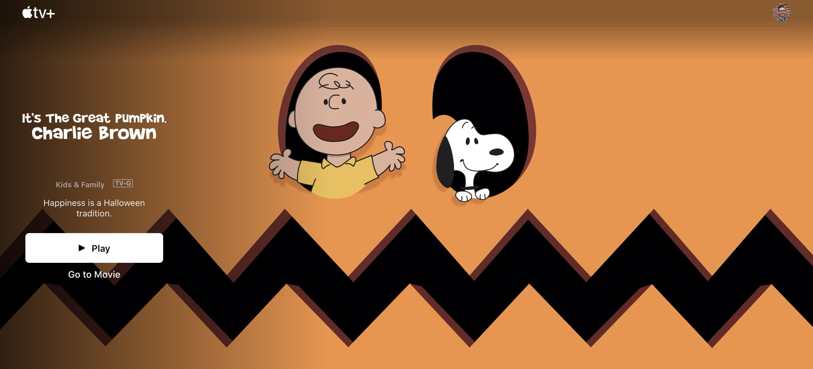 photo of How to watch the Peanuts Charlie Brown holiday specials this year image