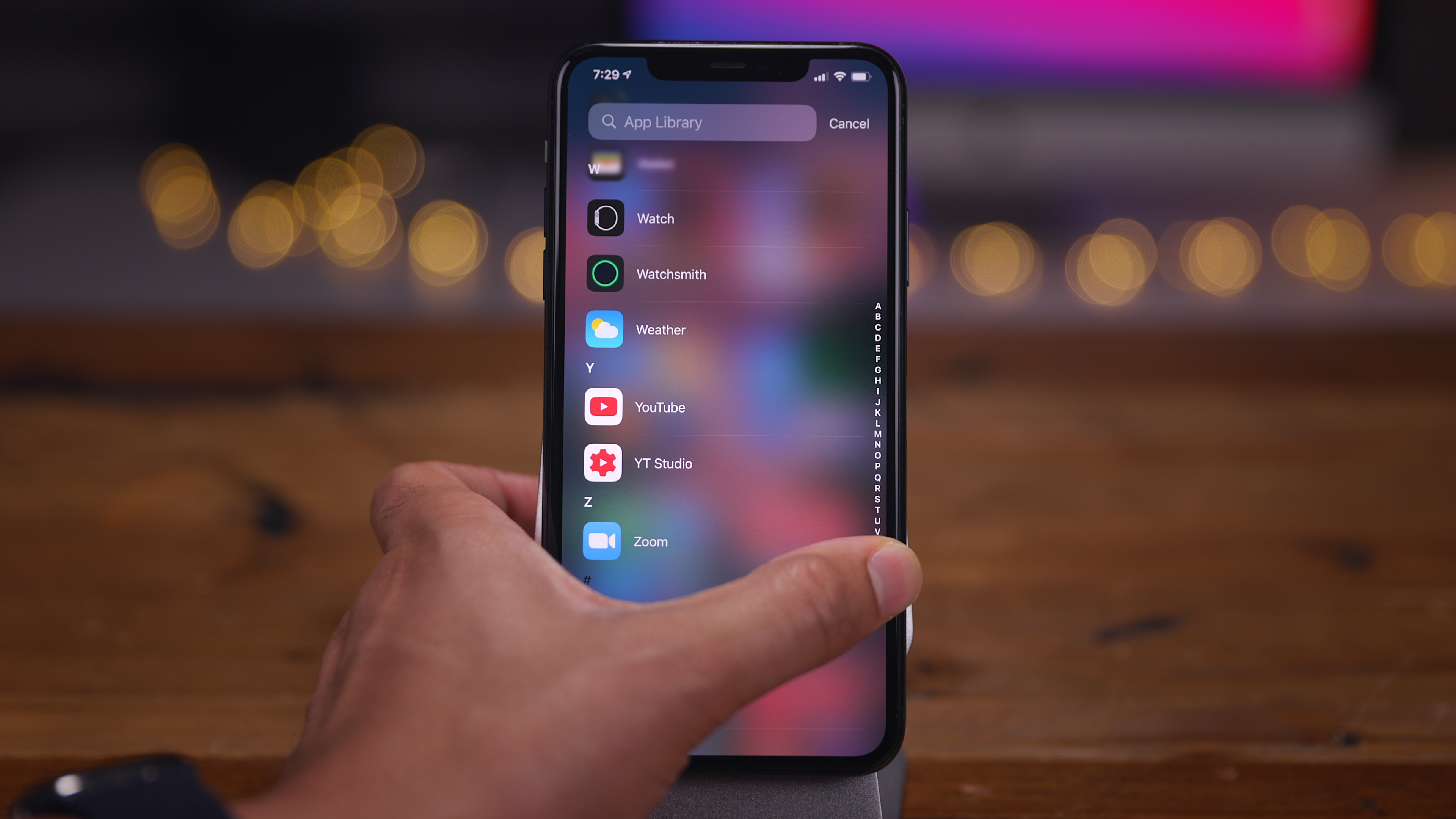 Ios 14 home screen tips and tricks how to show all apps alphabetically