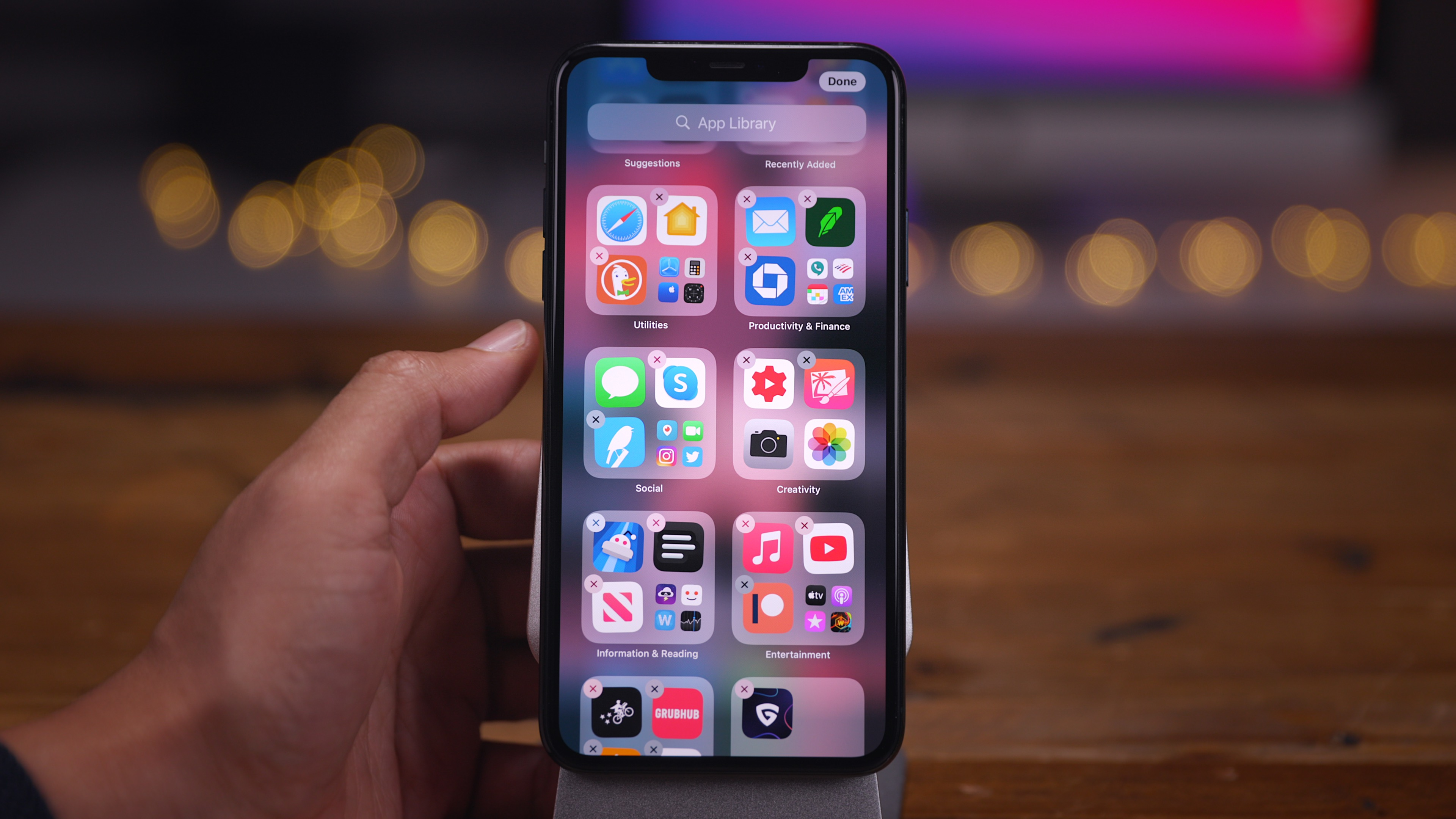 Ios 14 home screen tips and tricks move apps from app library to home screen