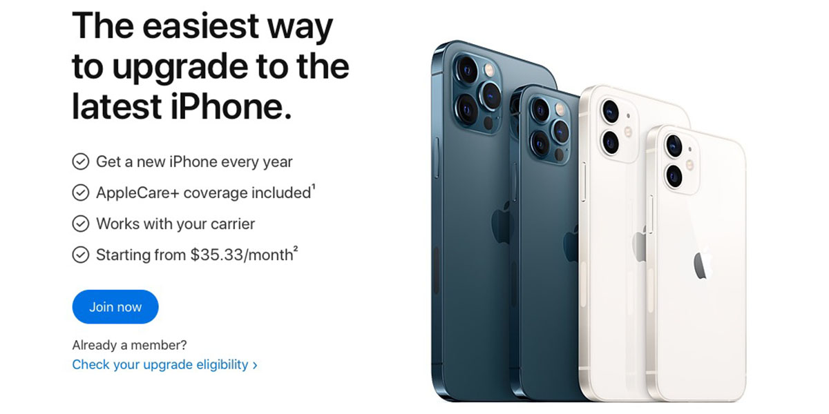 photo of iPhone Upgrade Program popularity makes it a big success, suggests survey image