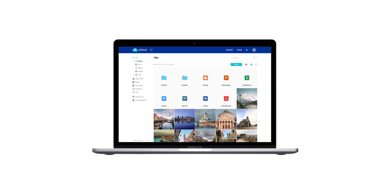 Never pay for Mac cloud storage again with a lifetime pCloud account (75% off for Black Friday!)