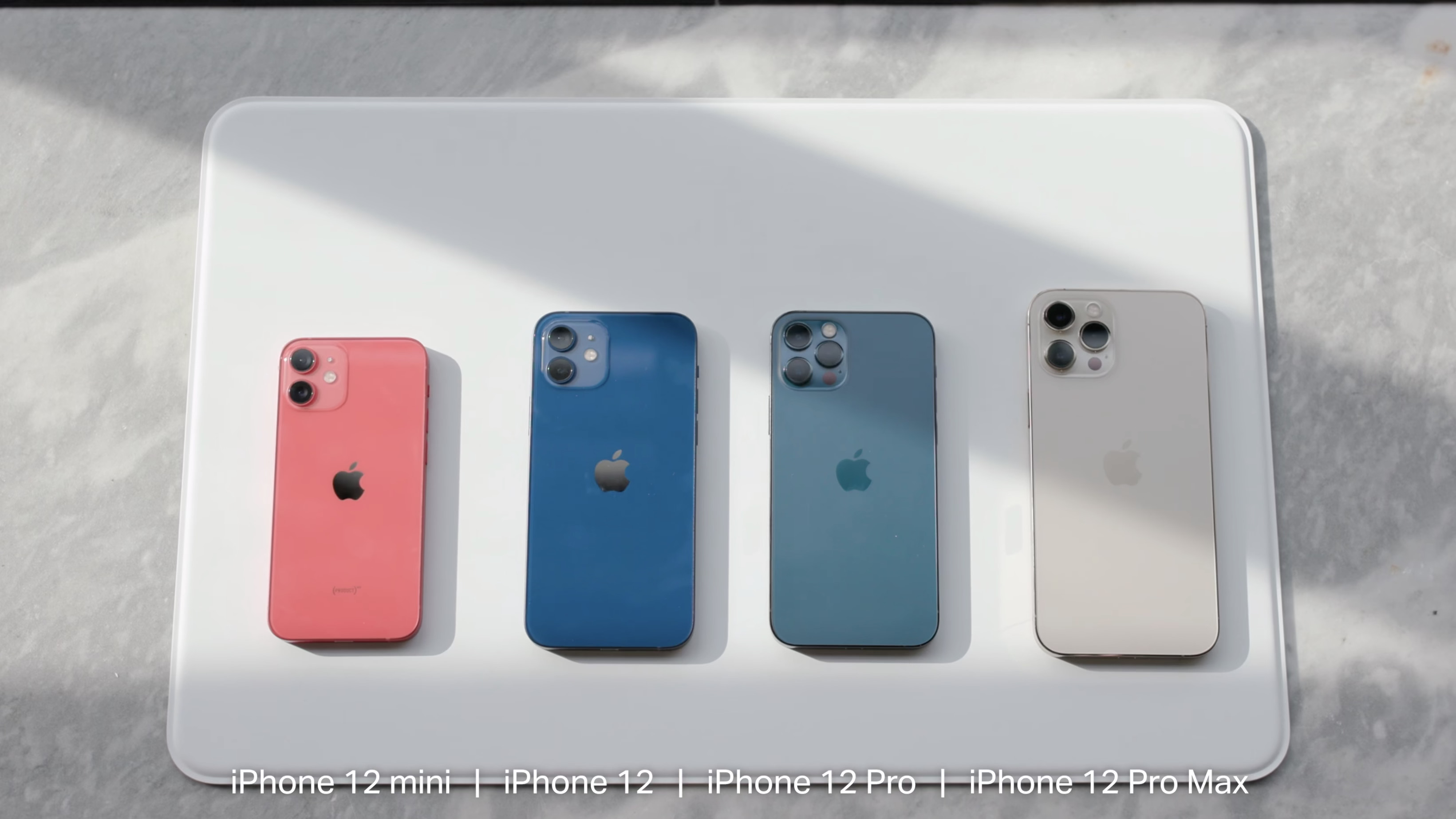 Ahead of pre-orders first iPhone 12 mini and iPhone 12 Pro Max hands-on videos appear – 9to5Mac